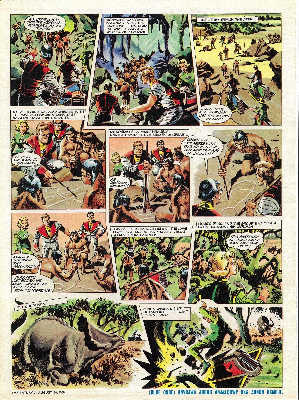 Read online TV Century 21 (TV 21) comic -  Issue #83 - 16