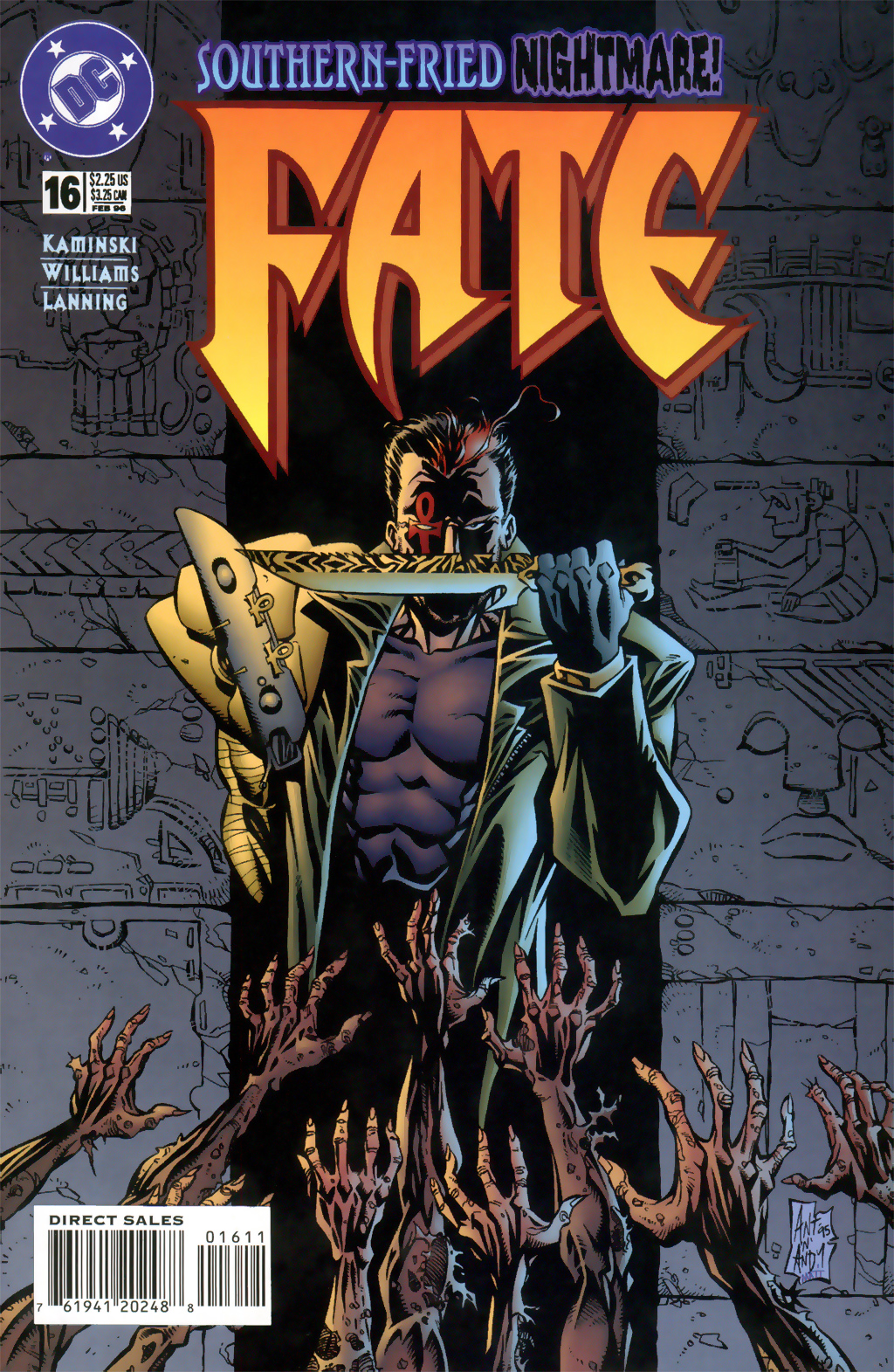 Read online Fate comic -  Issue #16 - 1