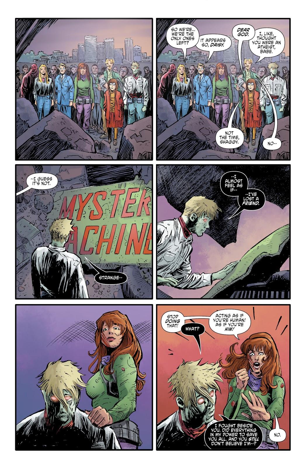 Read online Scooby Apocalypse comic -  Issue #35 - 9