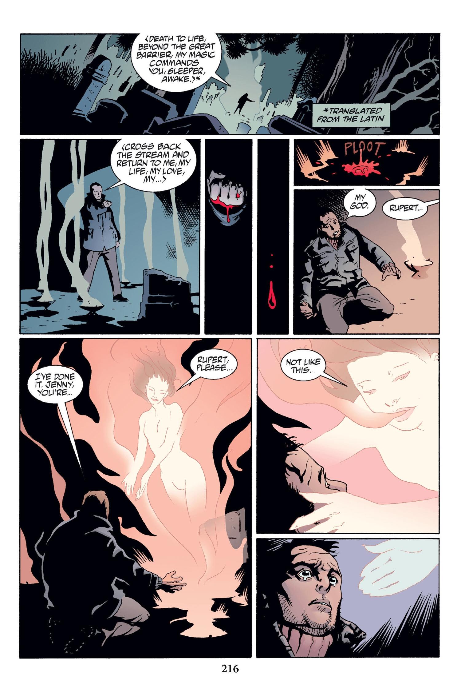 Read online Buffy the Vampire Slayer: Omnibus comic -  Issue # TPB 2 - 210