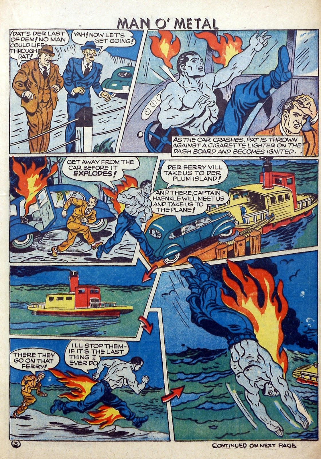 Reglar Fellers Heroic Comics issue 12 - Page 23