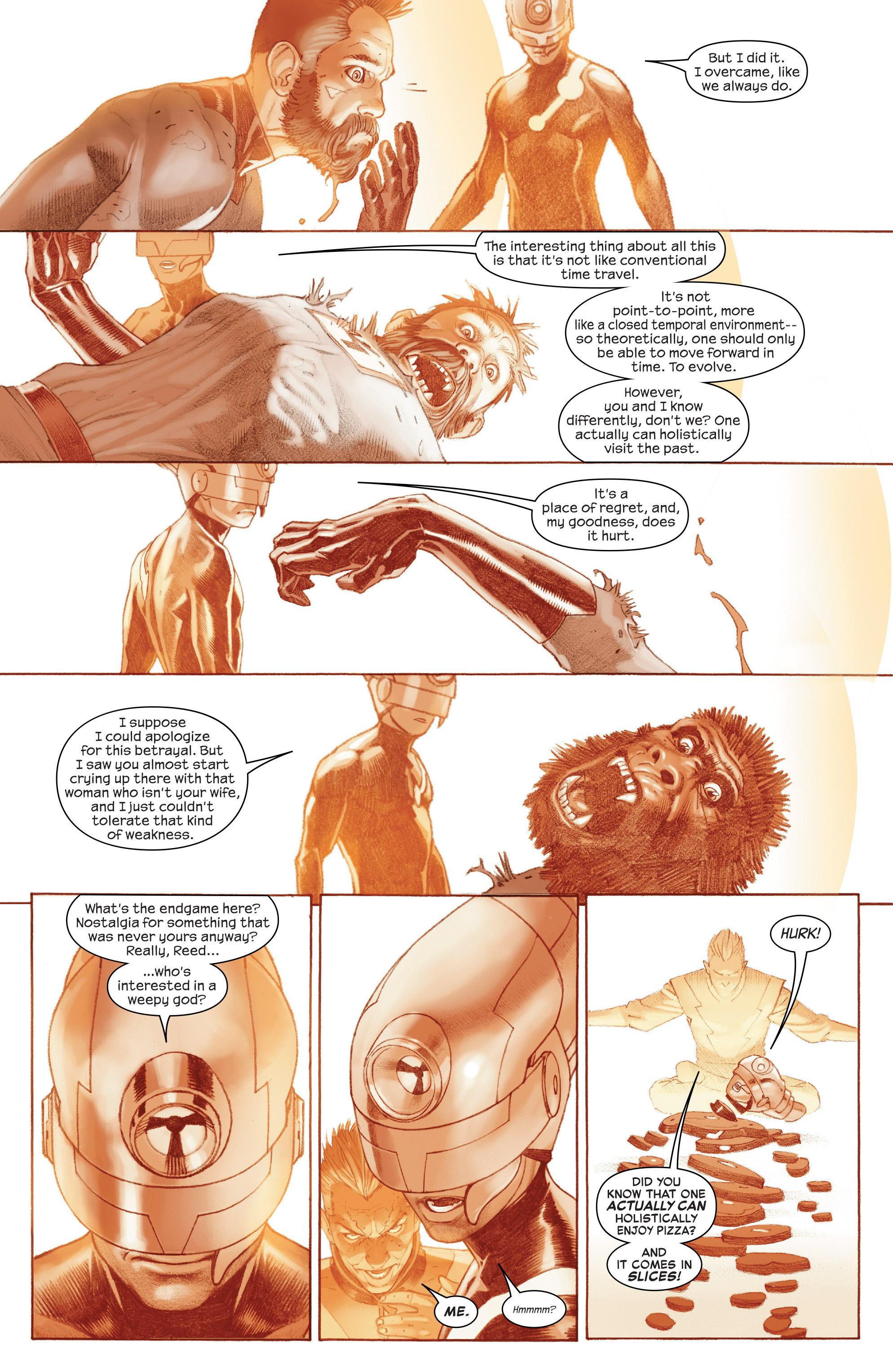 Read online Secret Wars comic -  Issue #9 - 12