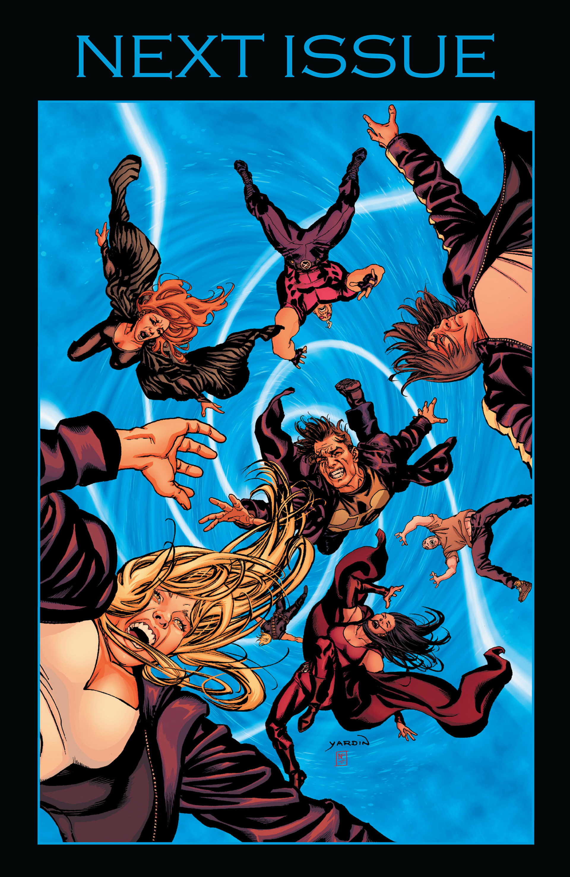 Read online X-Factor (2006) comic -  Issue #48 - 24