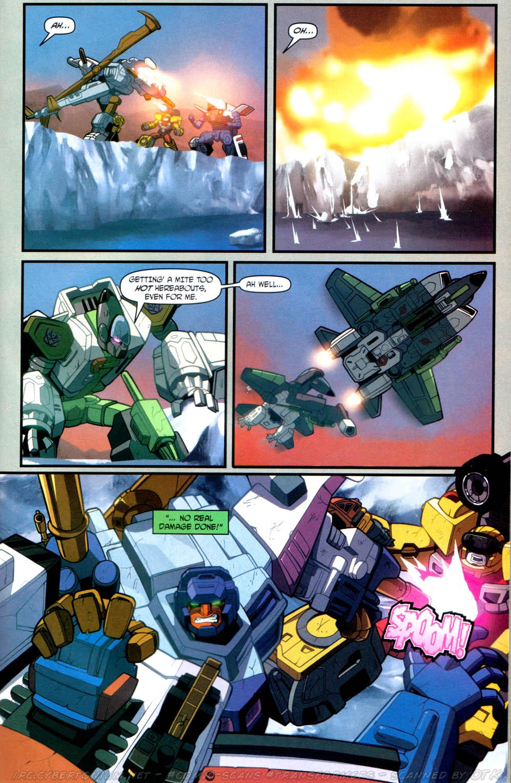 Read online Transformers Armada comic -  Issue #13 - 17