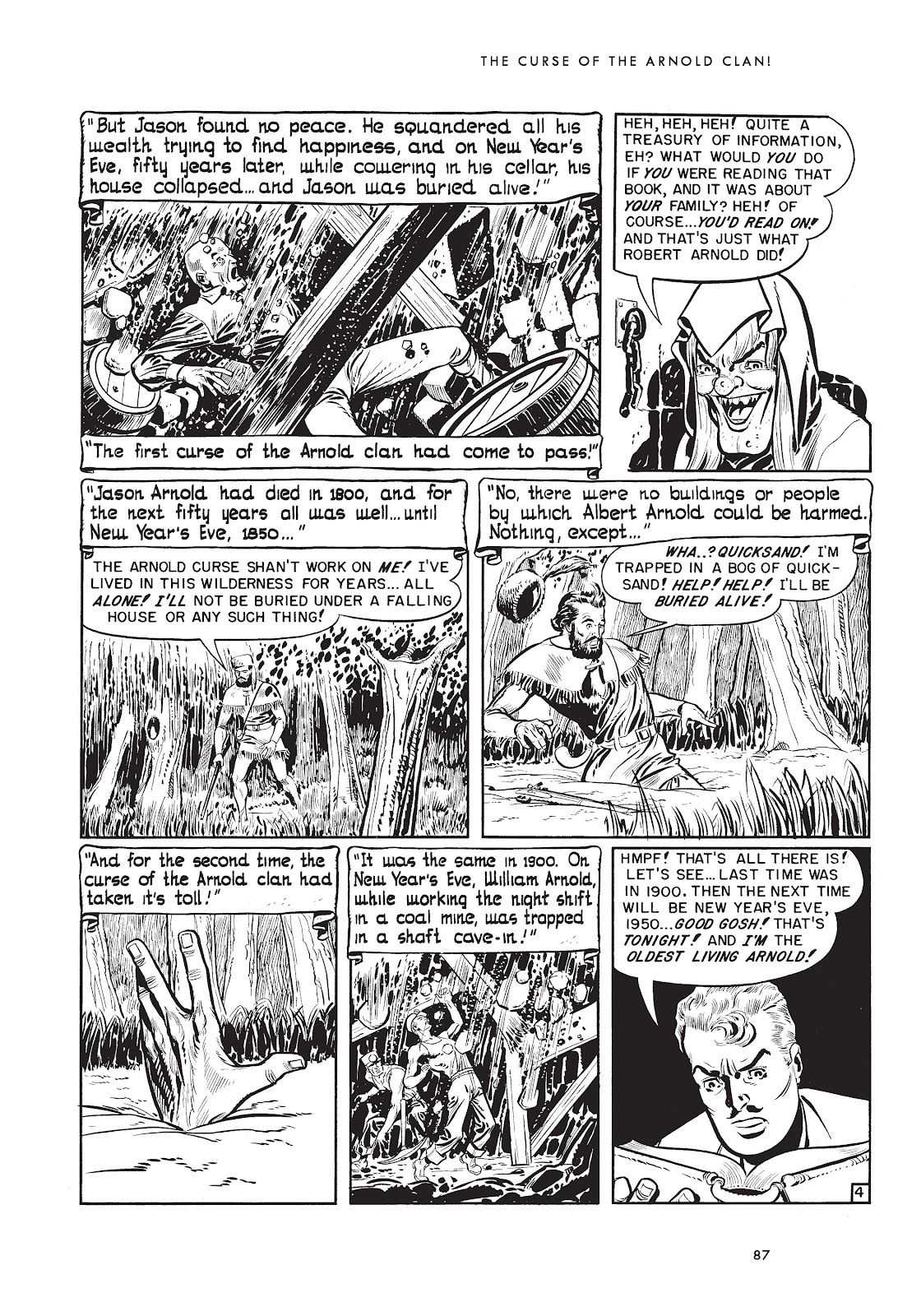 Read online Voodoo Vengeance and Other Stories comic -  Issue # TPB (Part 2) - 5