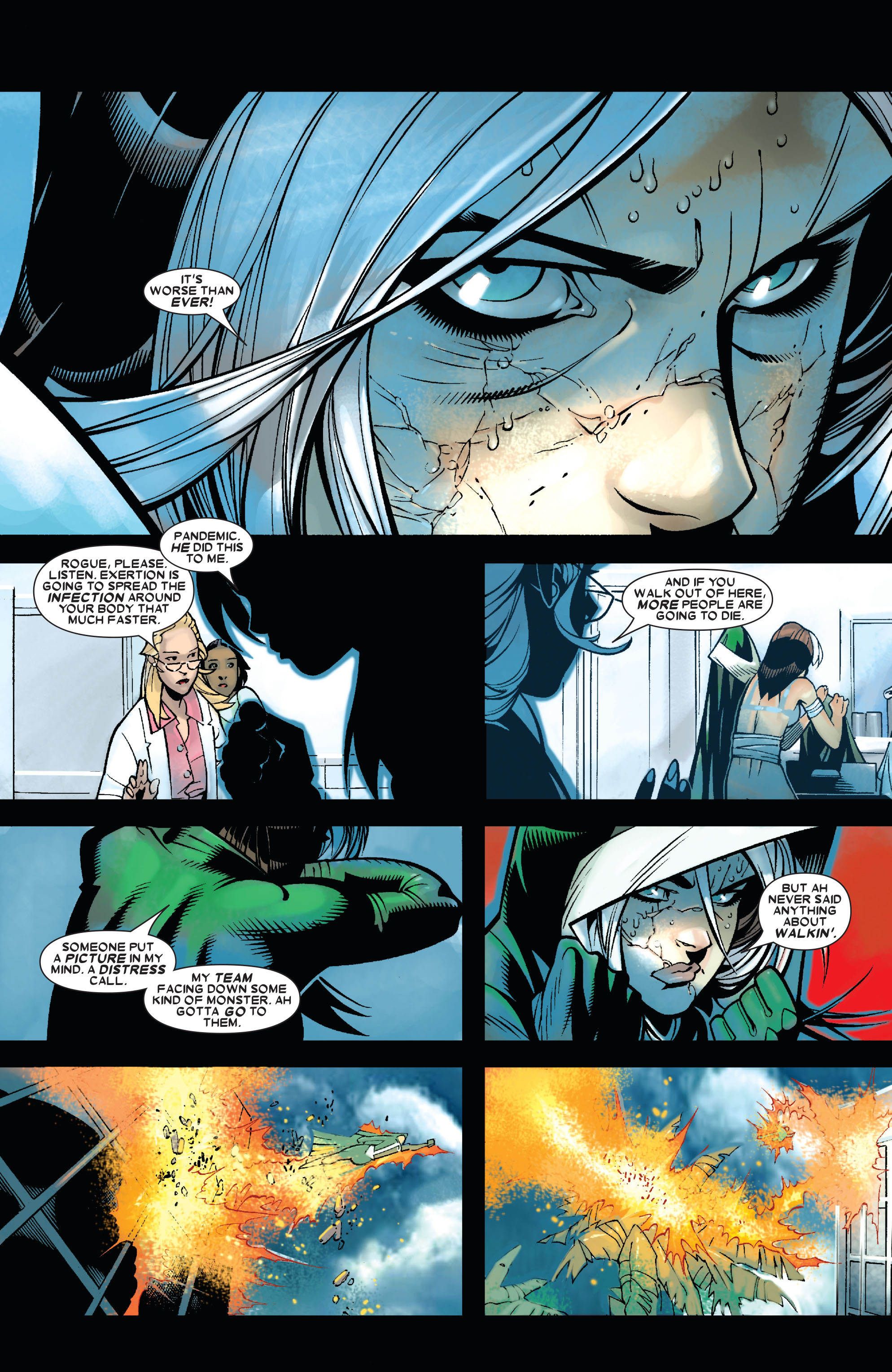 X-Men (1991) 199 Page 12