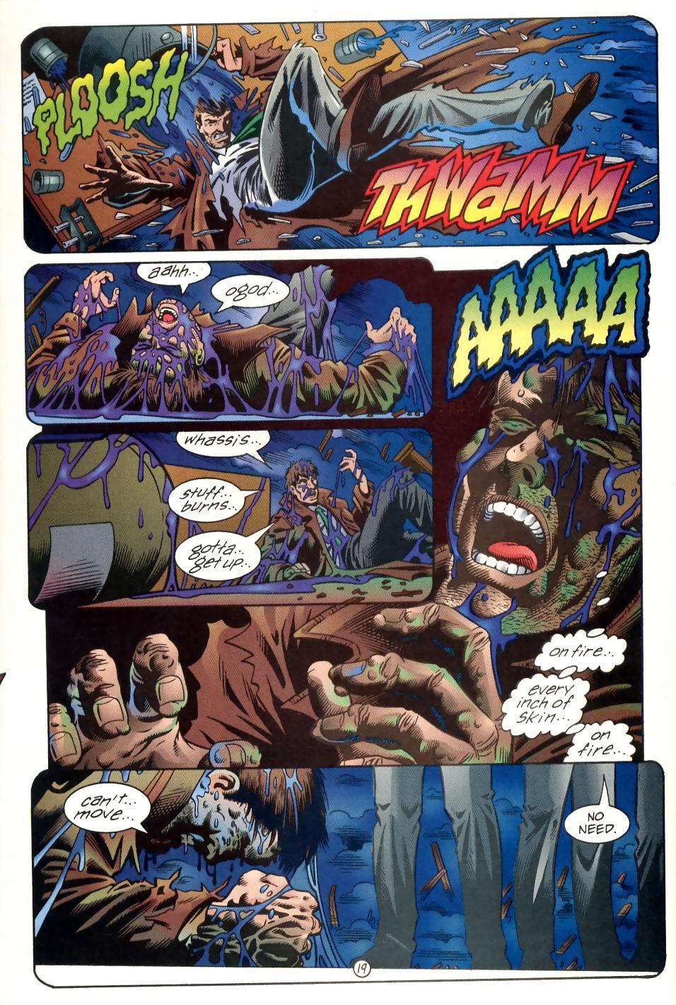 Read online Sludge comic -  Issue #1 - 20