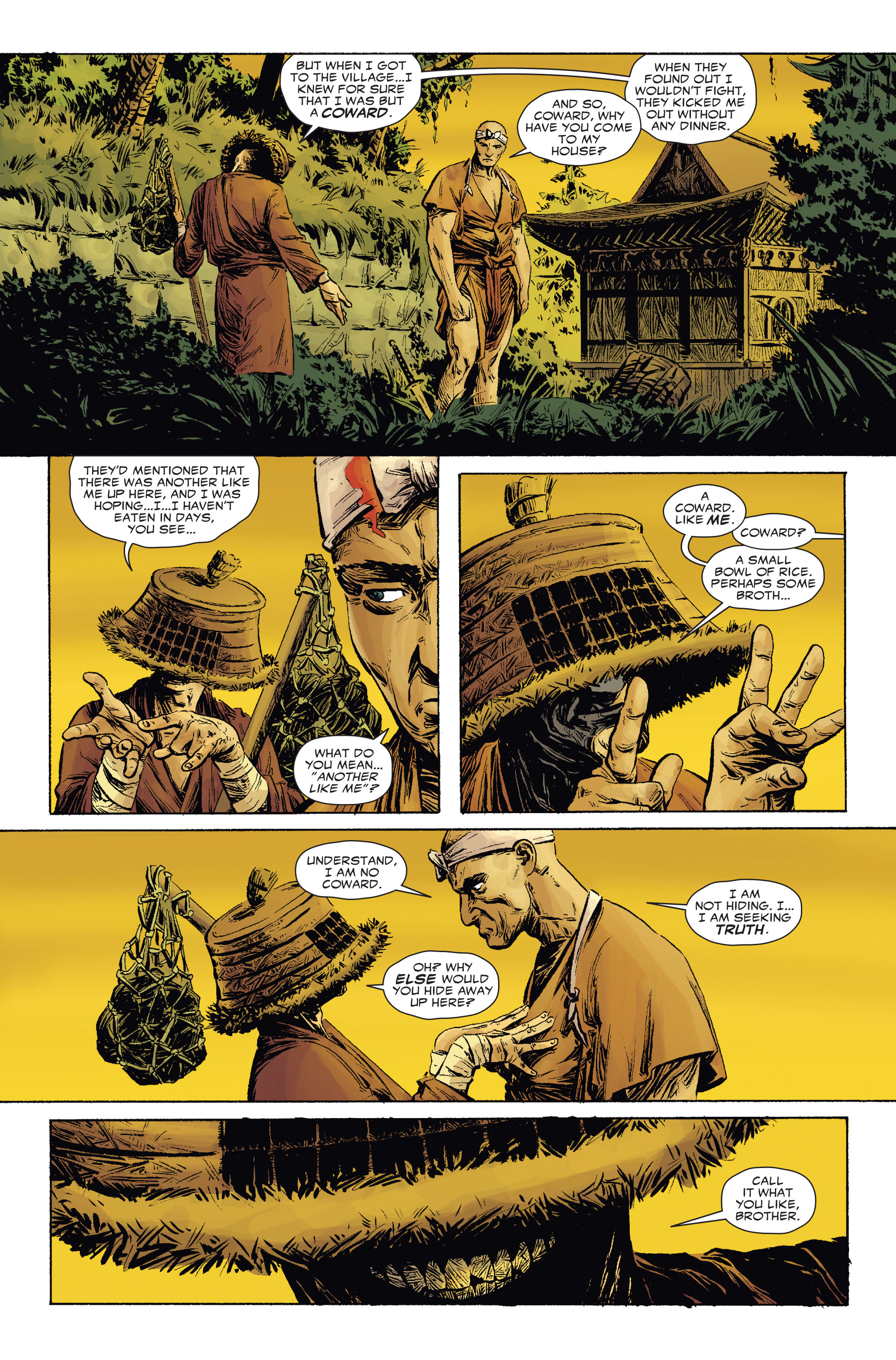 Read online 5 Ronin (2011) comic -  Issue #2 - 9