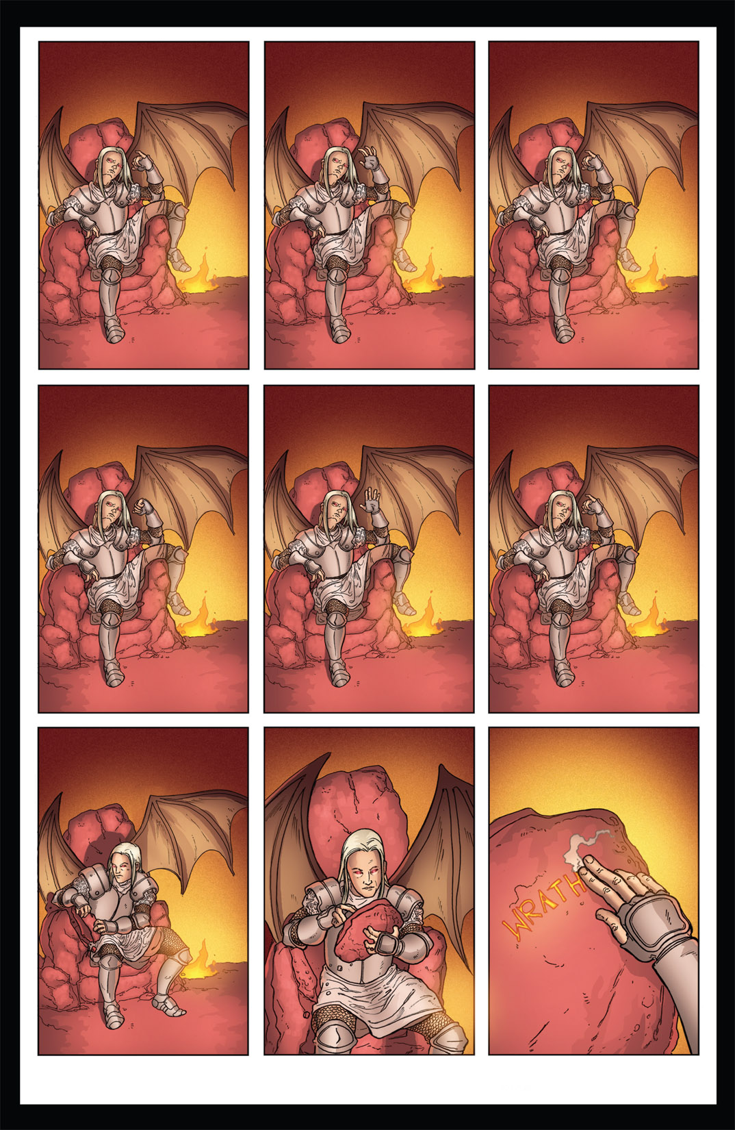 Read online Nightmare World comic -  Issue # Vol. 1 Thirteen Tales of Terror - 99