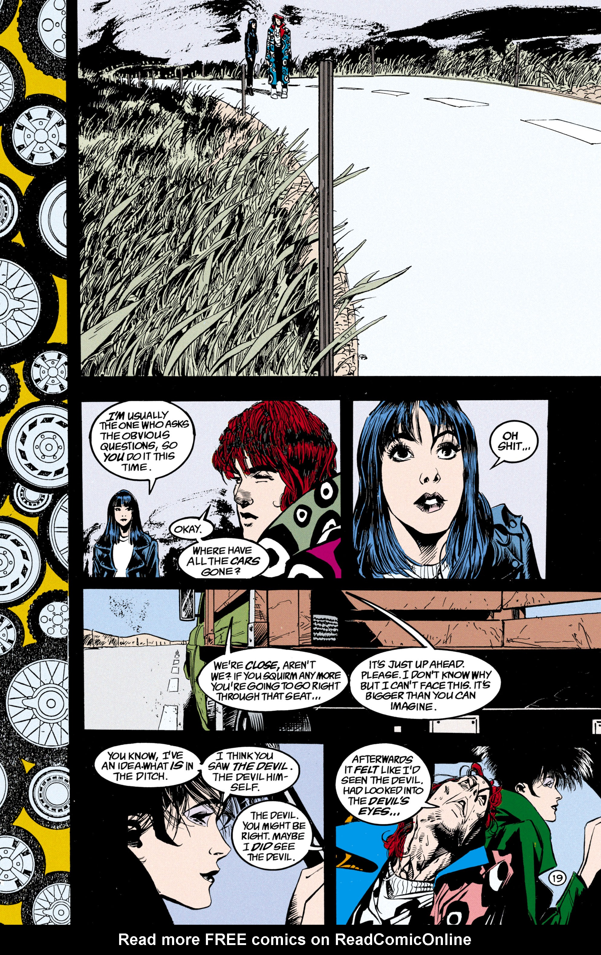Read online Shade, the Changing Man comic -  Issue #24 - 20
