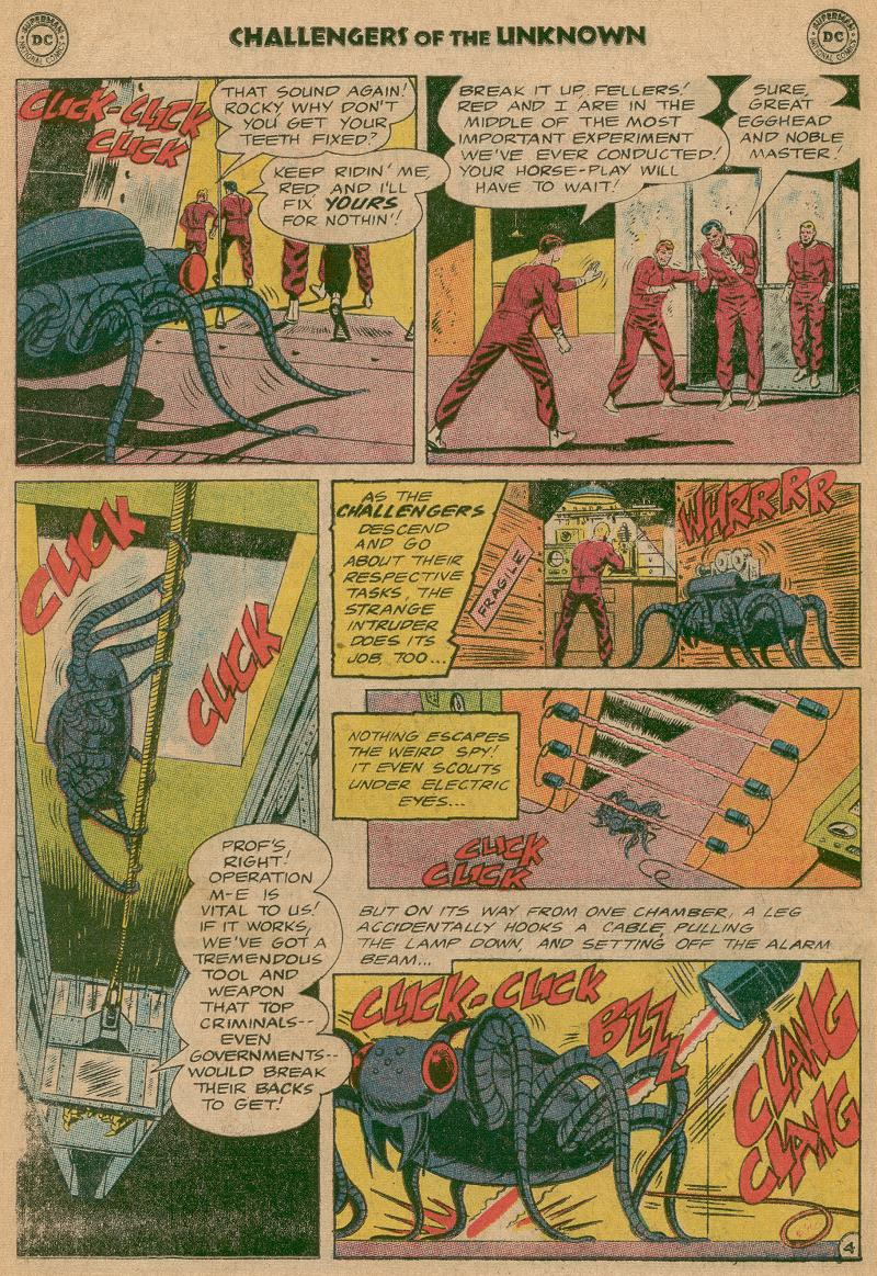 Challengers of the Unknown (1958) issue 40 - Page 21