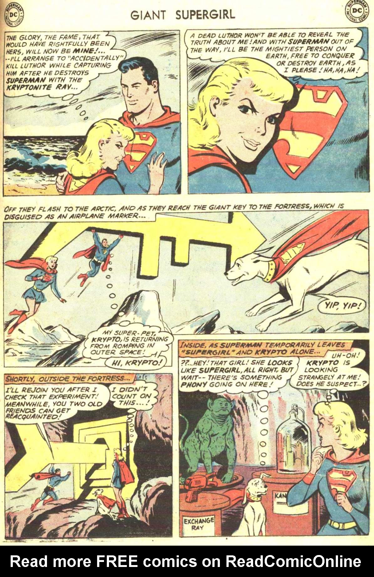 Read online Action Comics (1938) comic -  Issue #360 - 34