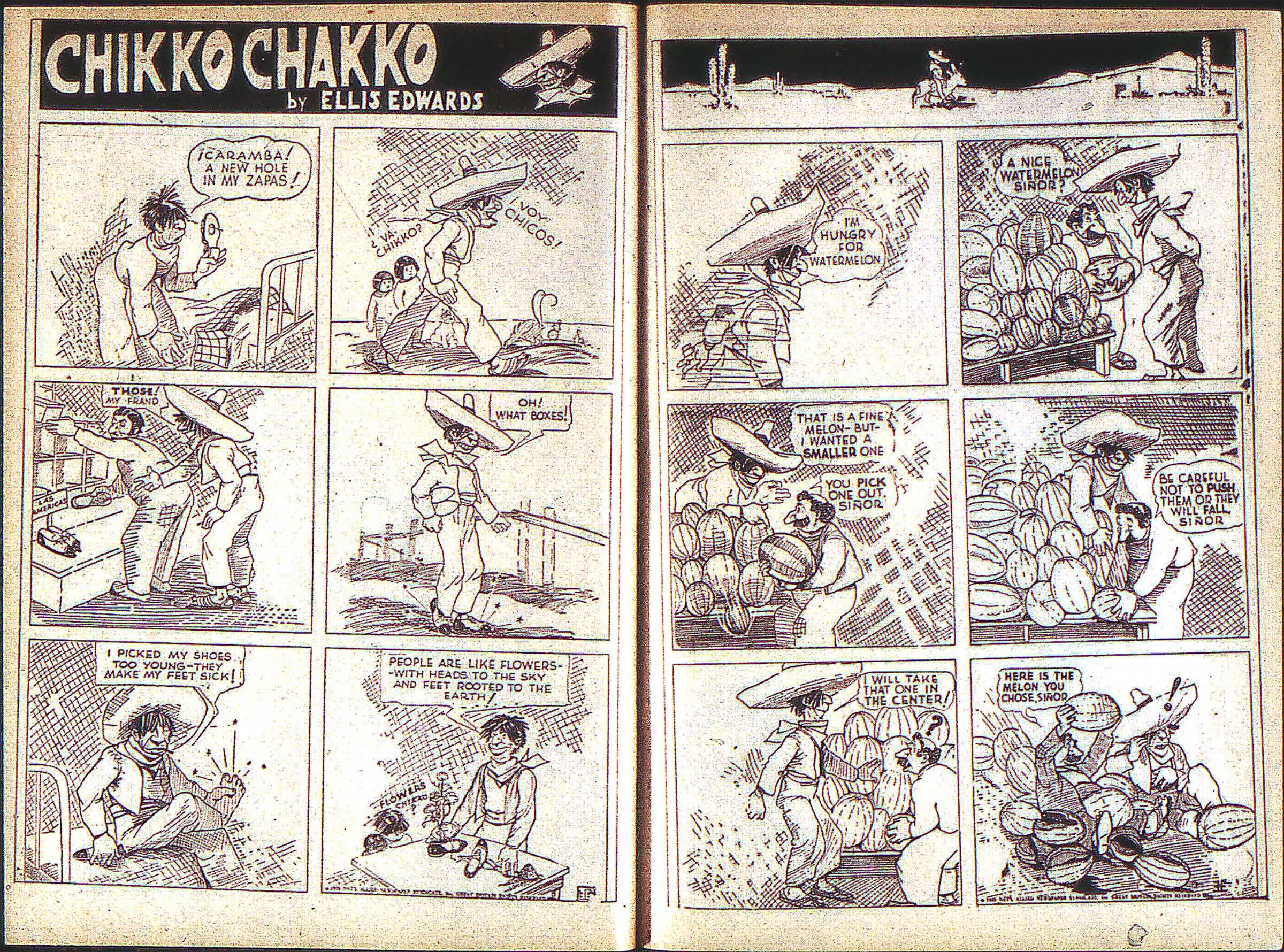 Read online Adventure Comics (1938) comic -  Issue #1 - 20