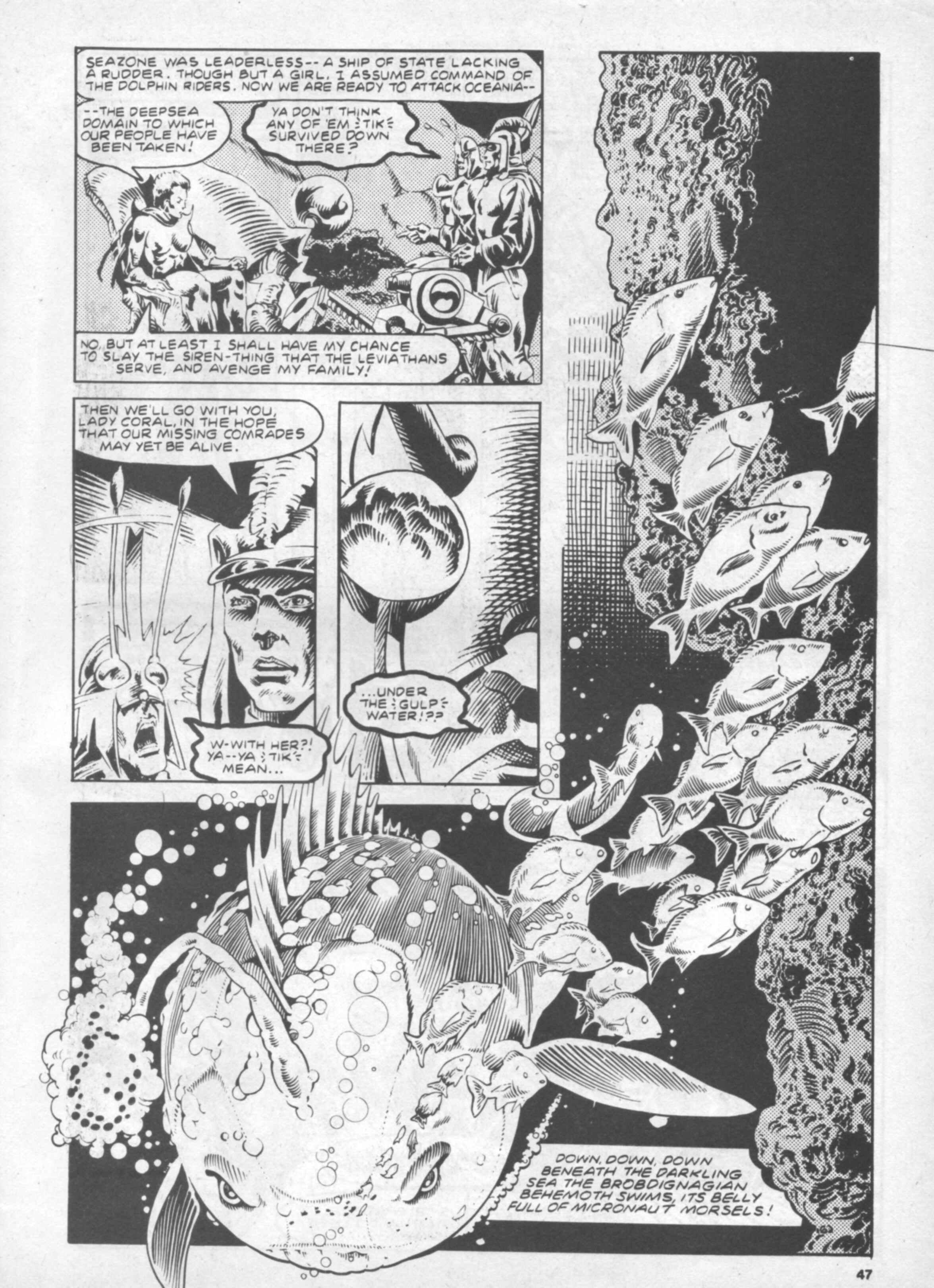 Read online Future Tense comic -  Issue #37 - 47