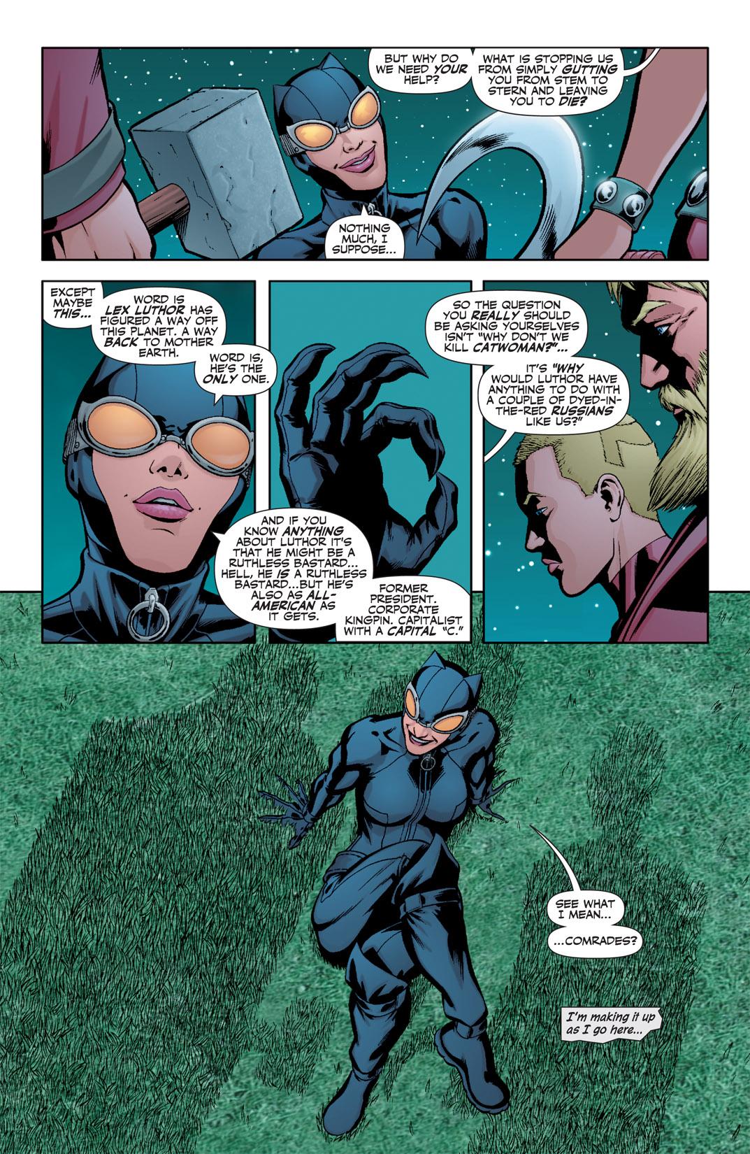 Catwoman (2002) #78 #78 - English 4