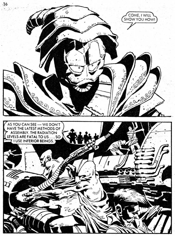 Starblazer issue 71 - Page 36