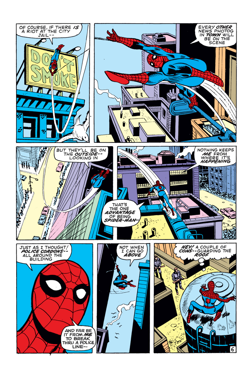 The Amazing Spider-Man (1963) 99 Page 6