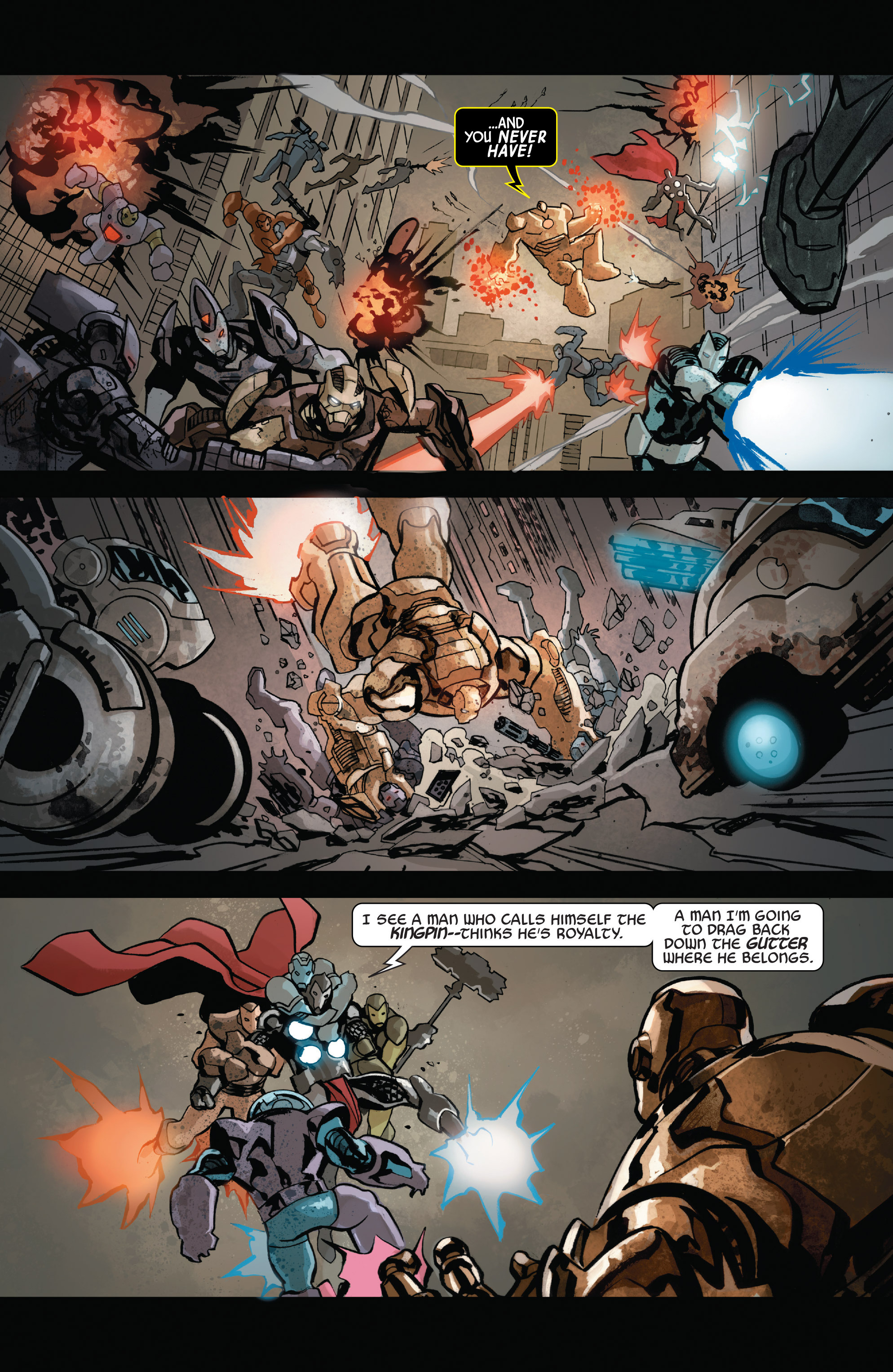 Read online Armor Wars comic -  Issue #4 - 6