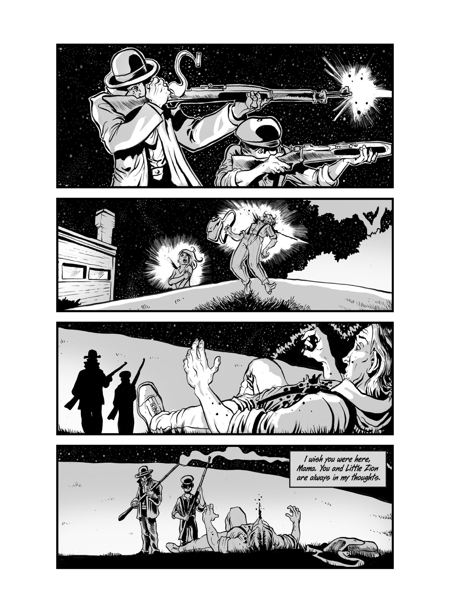 Read online FUBAR comic -  Issue #3 - 212