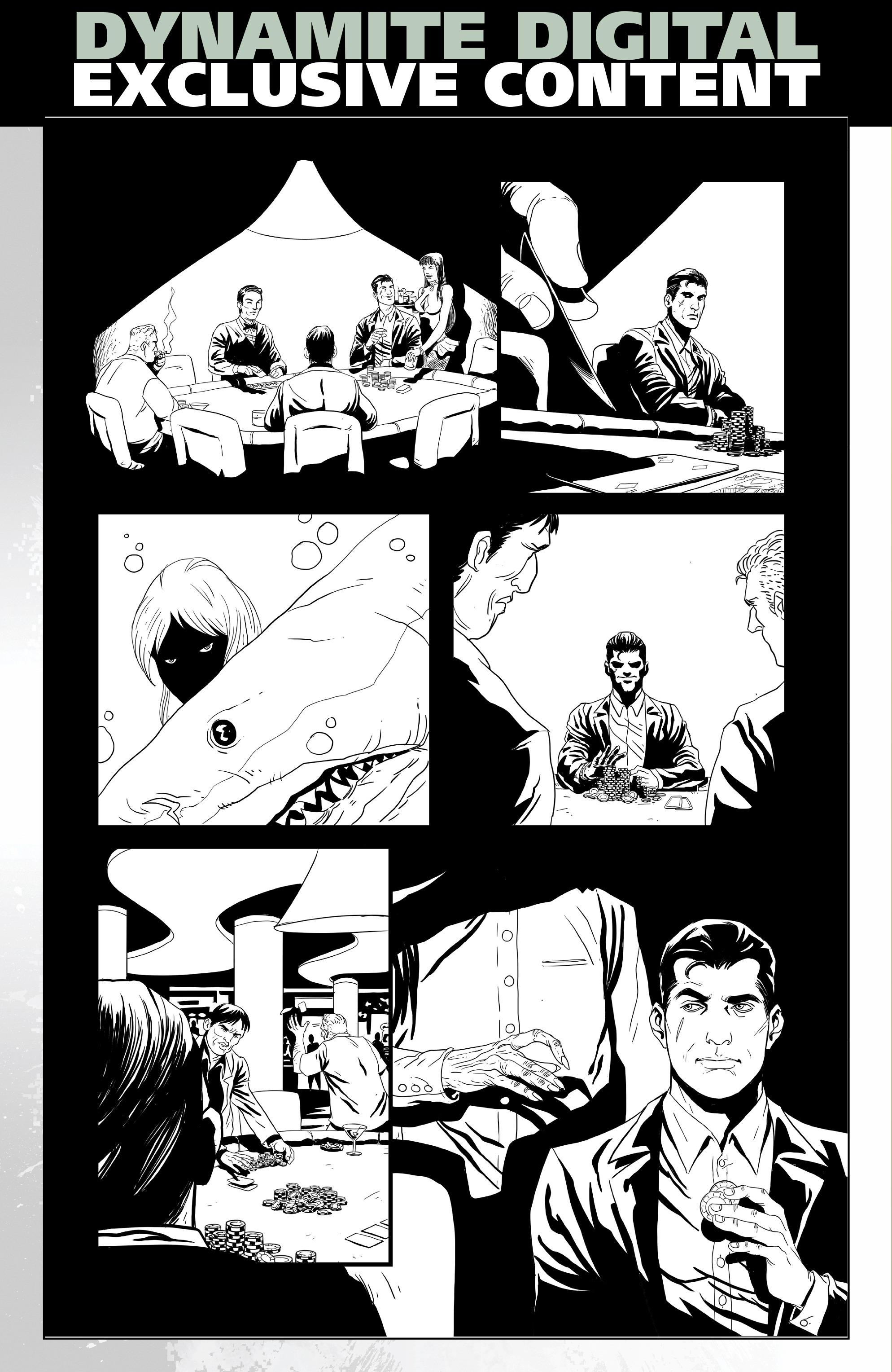 Read online James Bond (2017) comic -  Issue #2 - 27