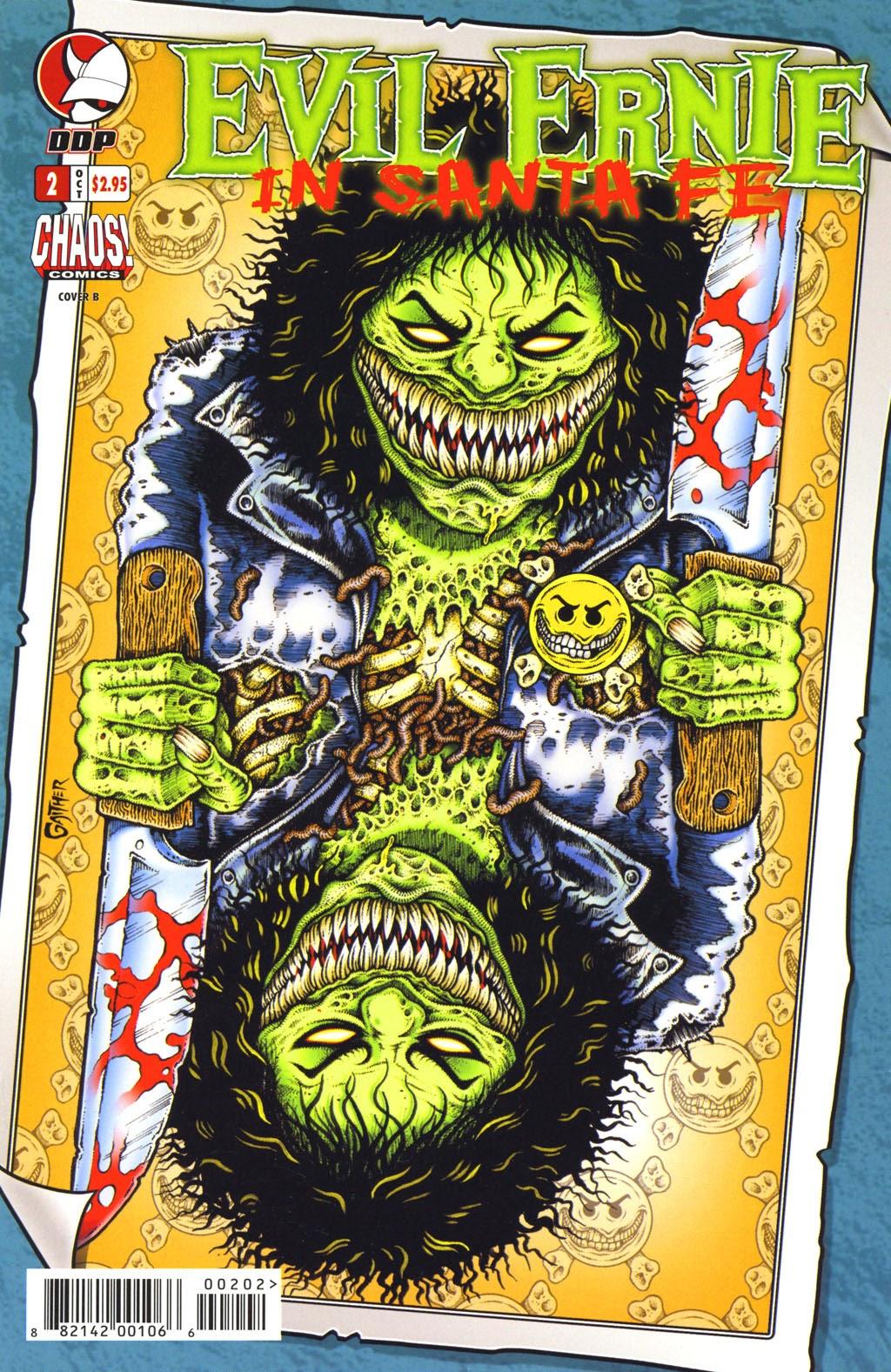 Read online Evil Ernie in Santa Fe comic -  Issue #2 - 2