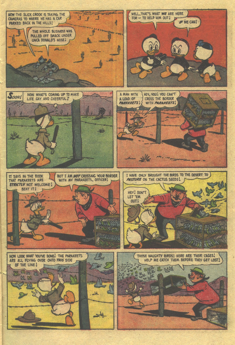 Walt Disney's Comics and Stories issue 354 - Page 10
