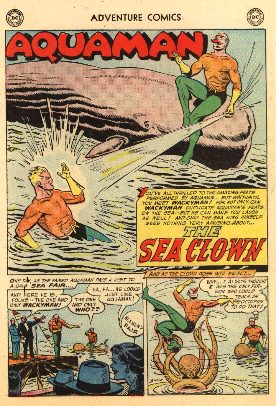 Read online Adventure Comics (1938) comic -  Issue #233 - 17