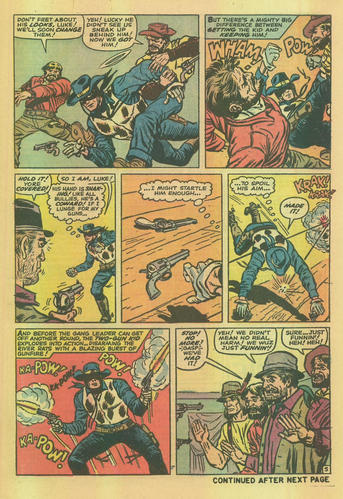 Read online Two-Gun Kid comic -  Issue #114 - 9