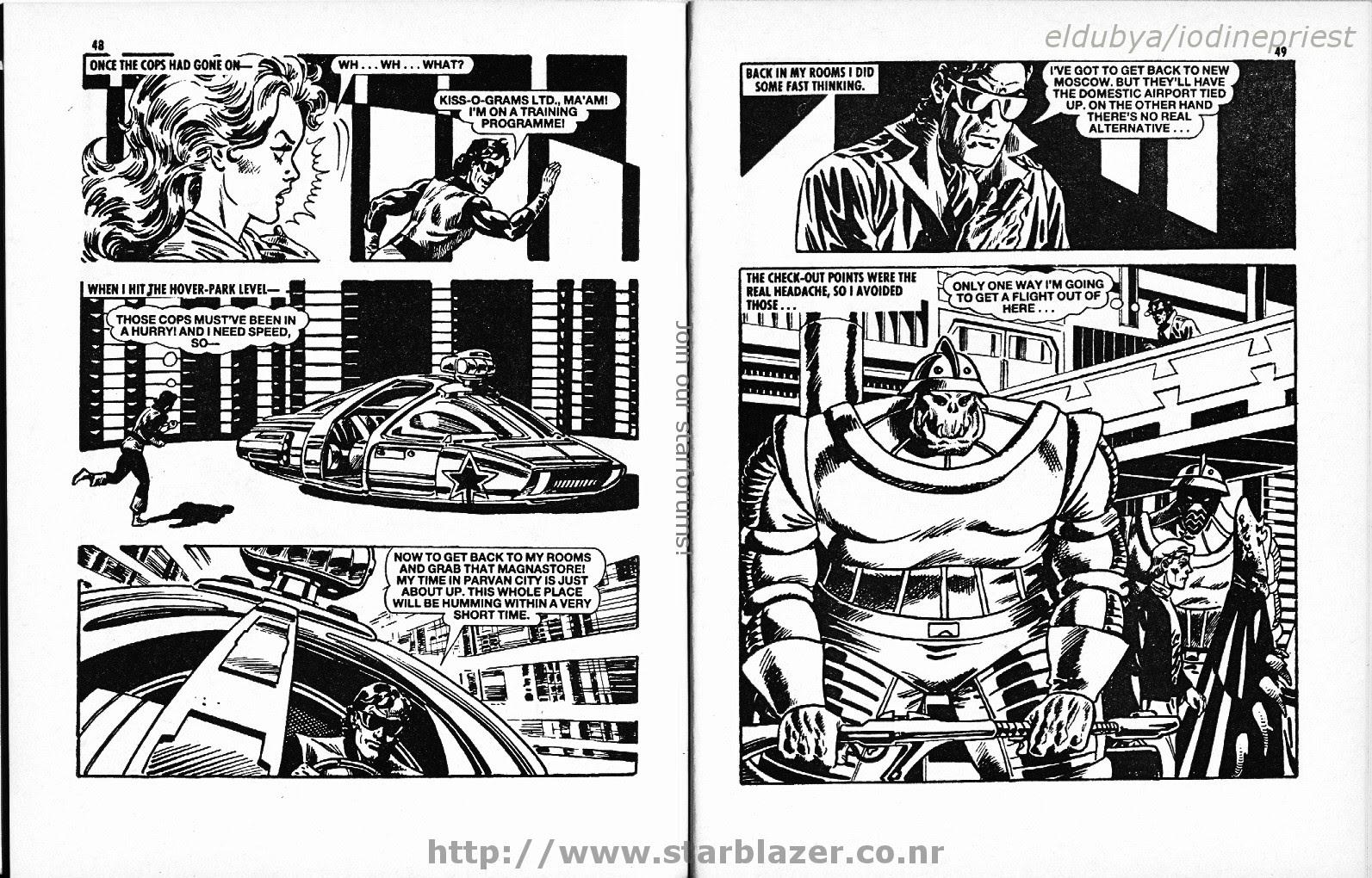 Starblazer issue 207 - Page 26