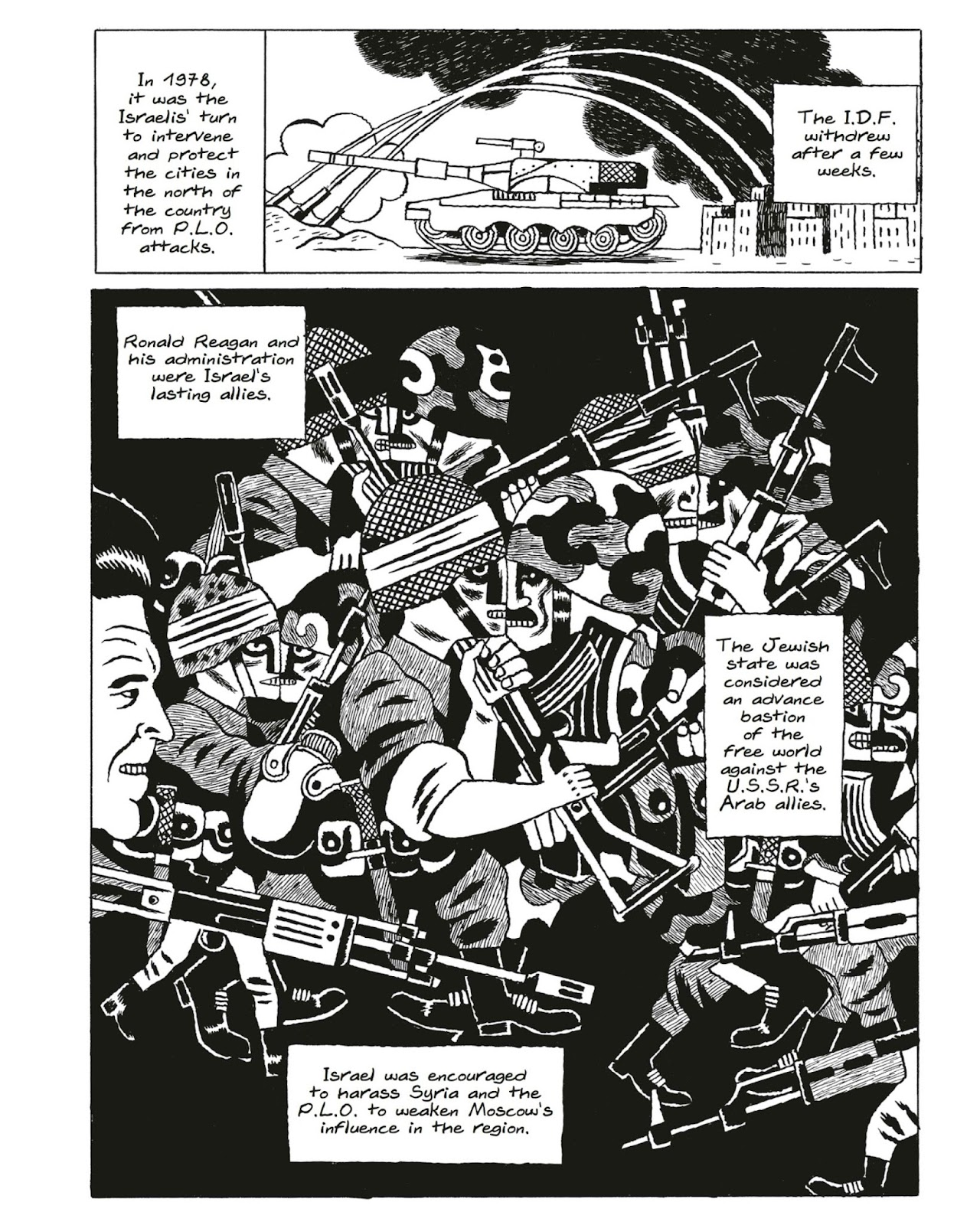Best of Enemies: A History of US and Middle East Relations issue TPB_2 - Page 77