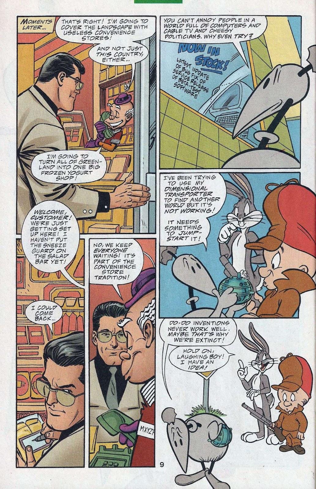 Superman & Bugs Bunny Issue #1 #1 - English 14
