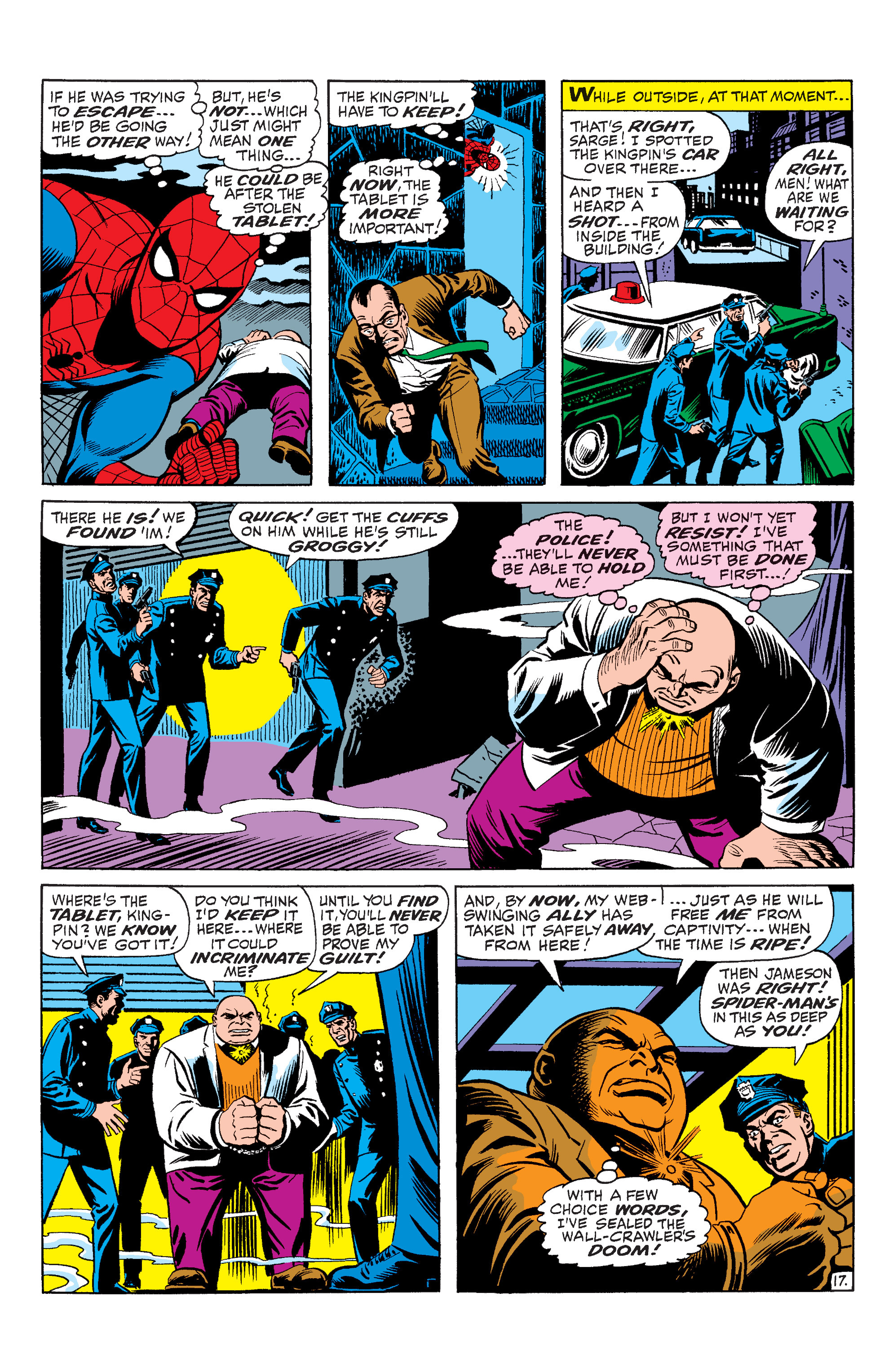 The Amazing Spider-Man (1963) 69 Page 17