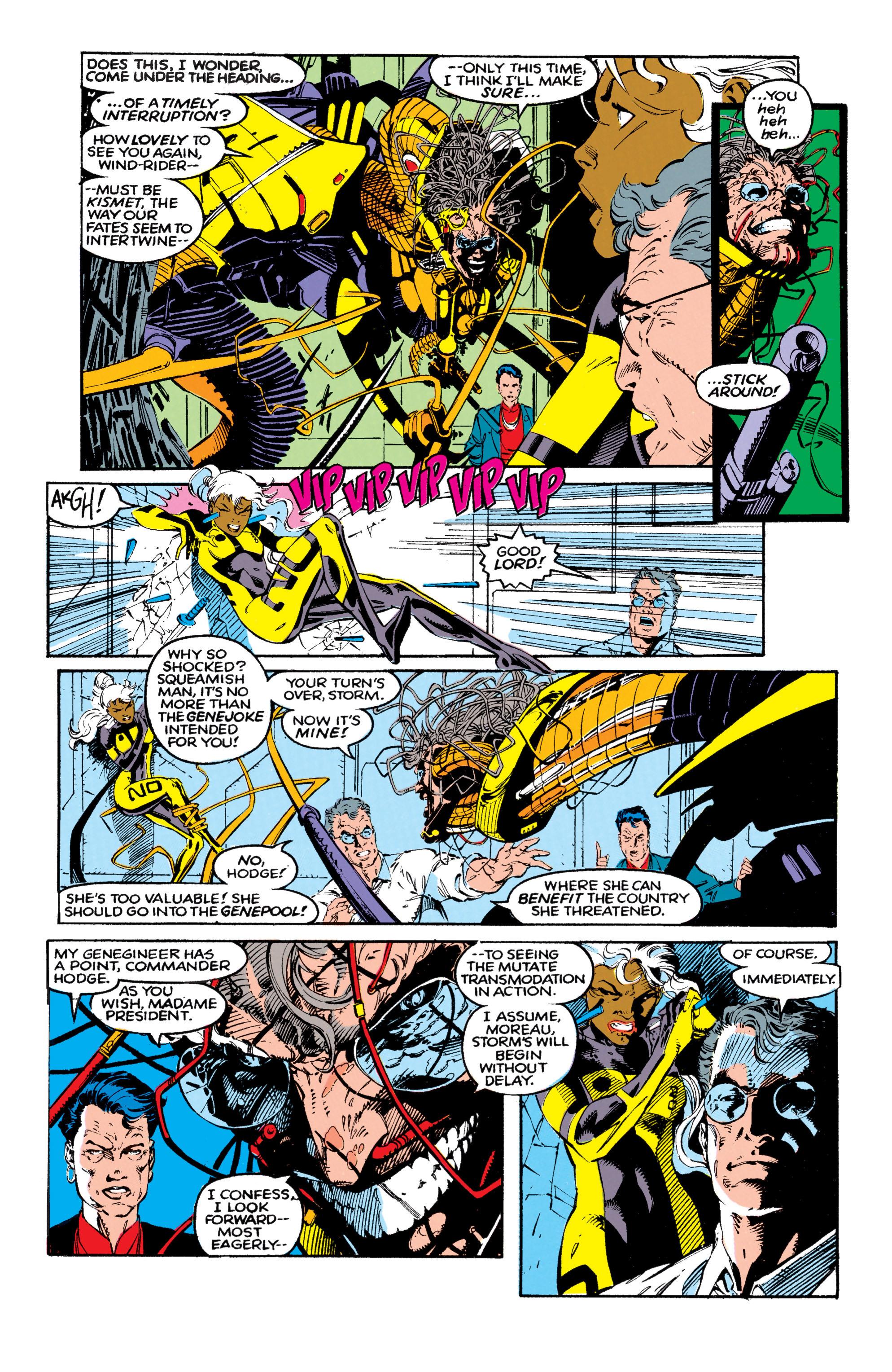Read online Uncanny X-Men (1963) comic -  Issue #271 - 14
