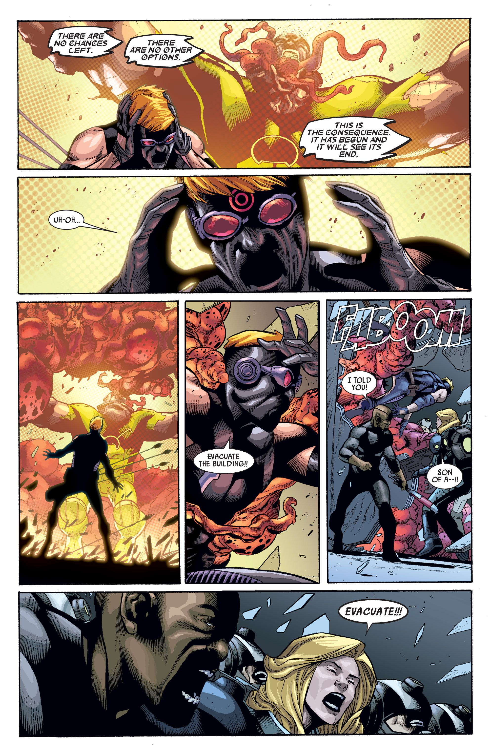 Read online Ultimate Comics Doomsday comic -  Issue # Full - 83