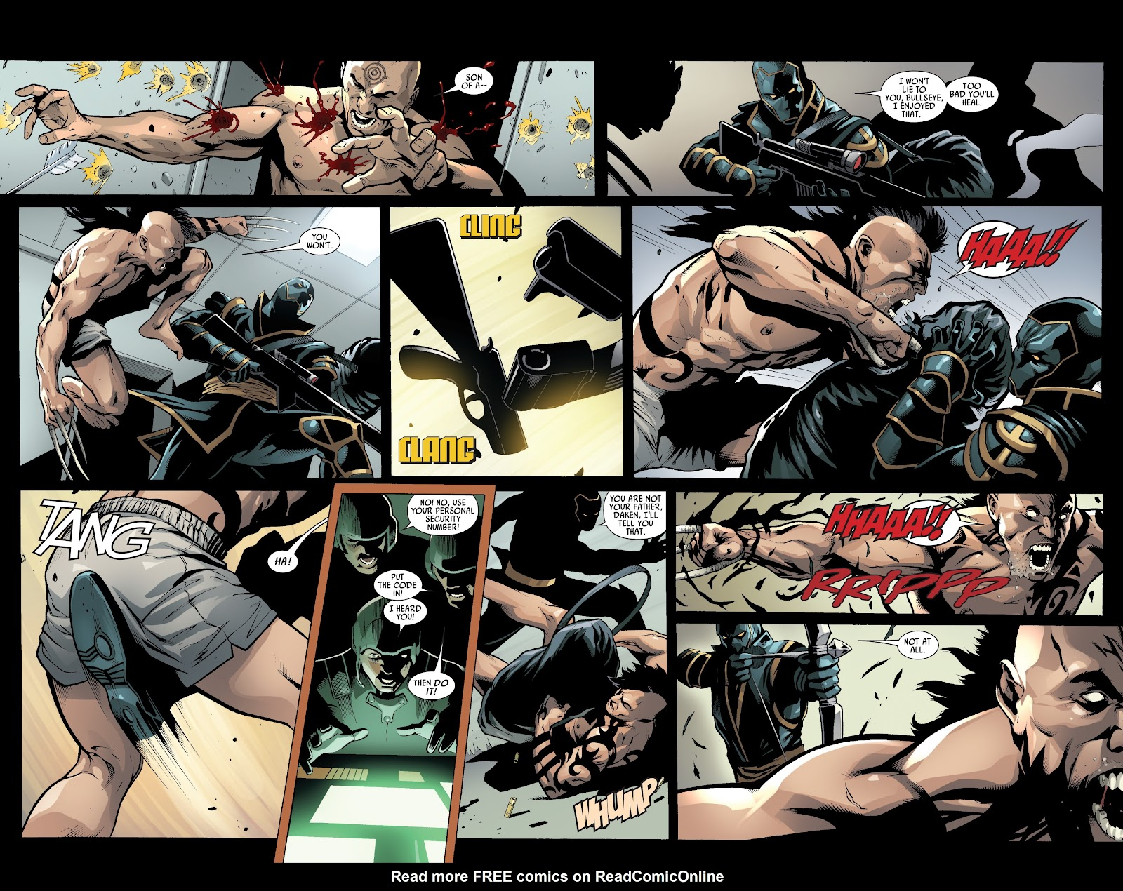 Read online Siege Prelude comic -  Issue # TPB (Part 2) - 29
