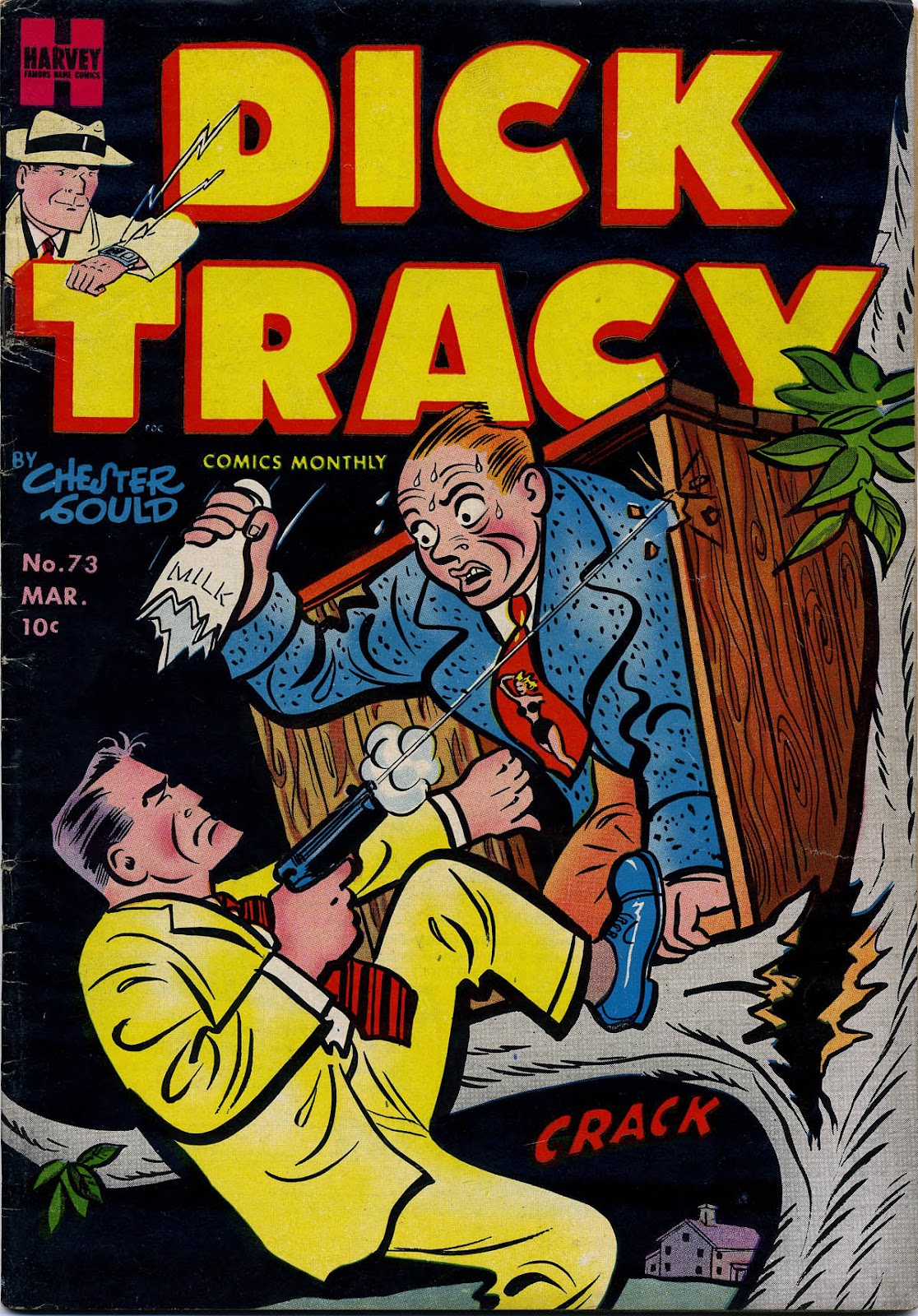 Dick Tracy (1950) 73 Page 1