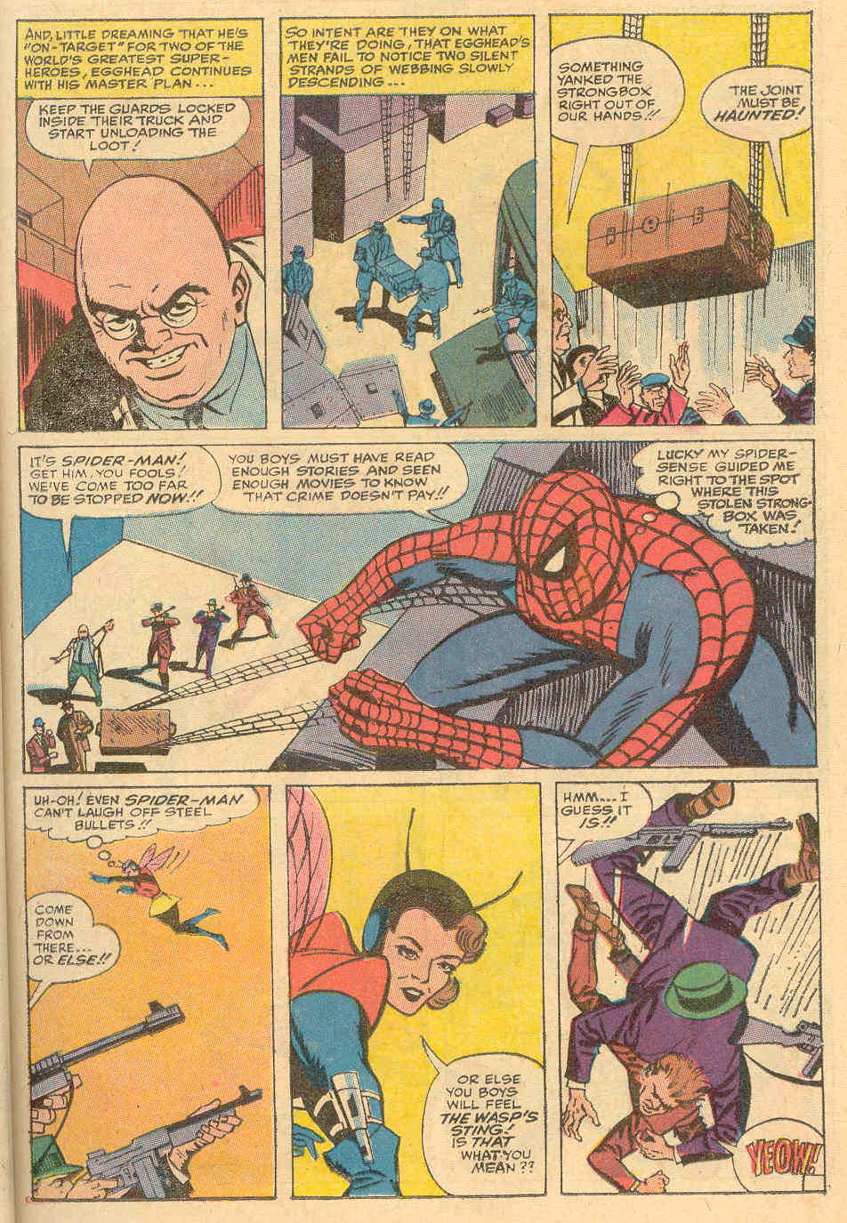 The Amazing Spider-Man (1963) _Annual_8 Page 30