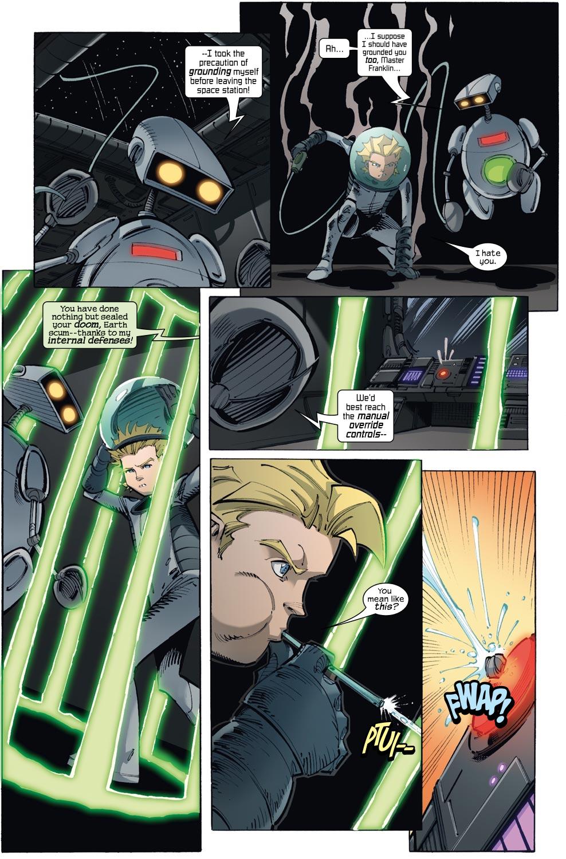 Read online Skrulls vs. Power Pack comic -  Issue #3 - 12