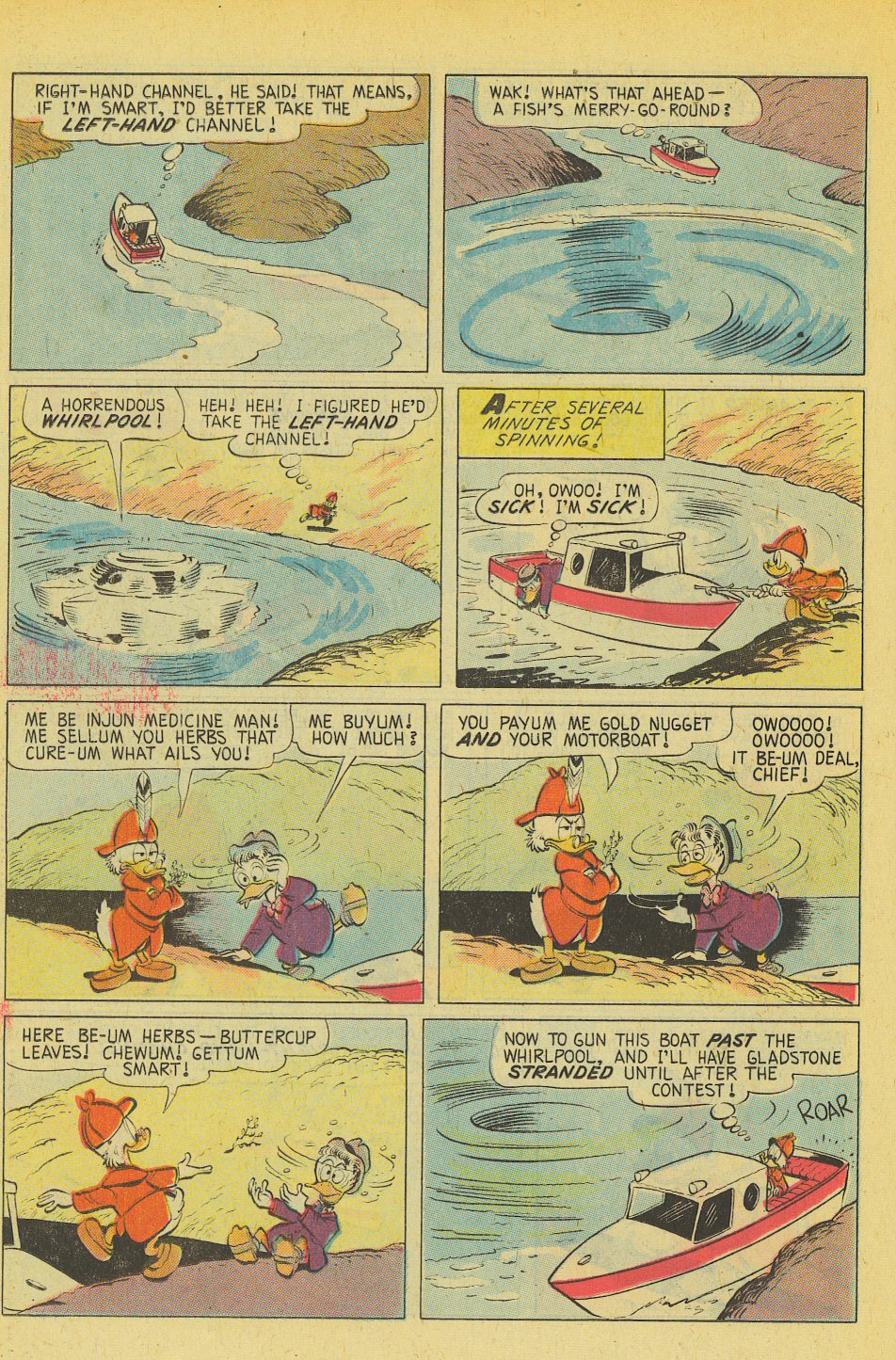 Read online Uncle Scrooge (1953) comic -  Issue #159 - 22