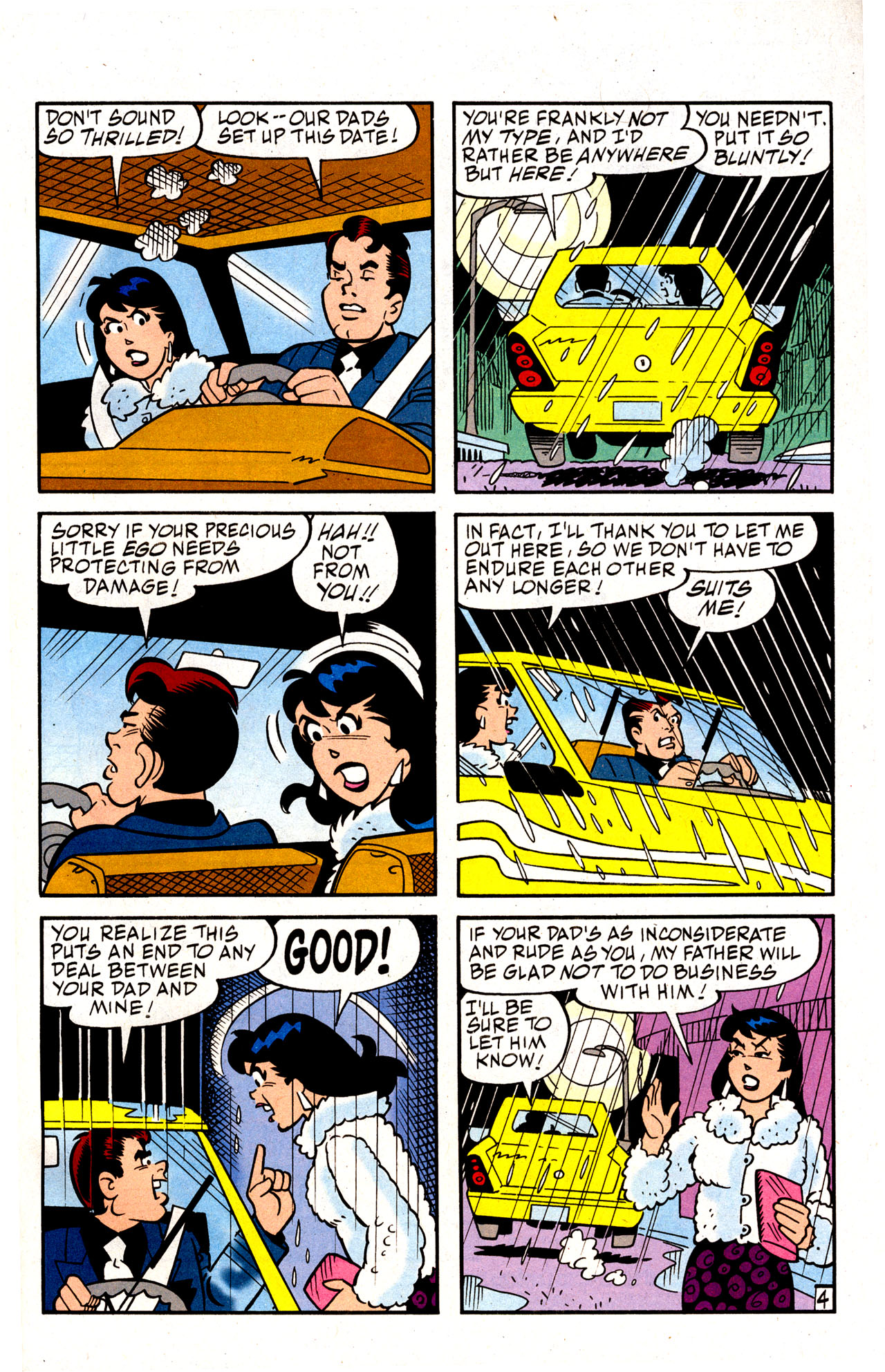 Read online Archie (1960) comic -  Issue #574 - 40