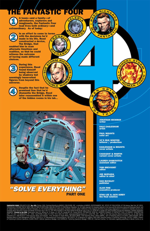 Read online Fantastic Four: Season One comic -  Issue # TPB - 108