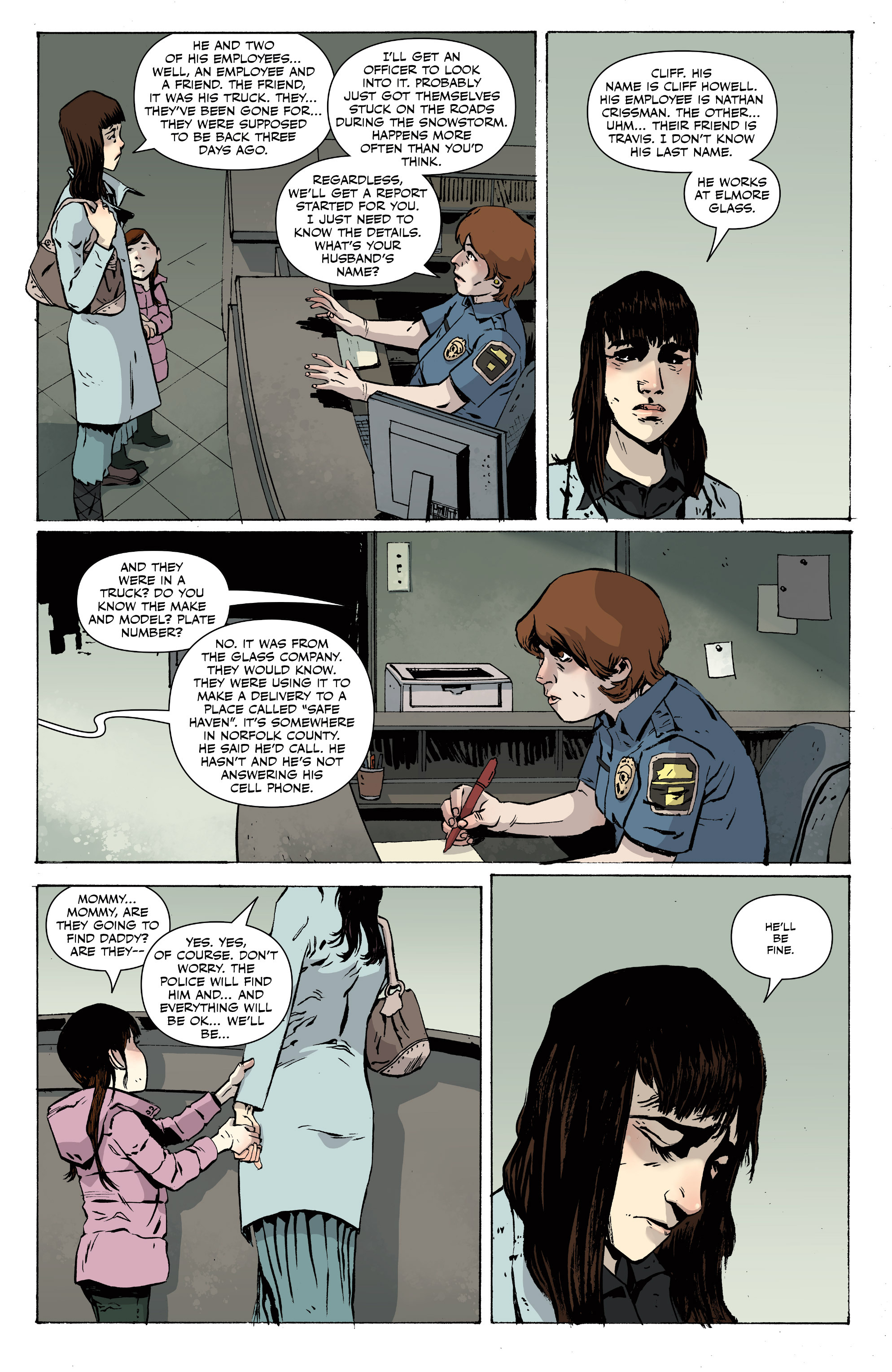 Read online Sheltered comic -  Issue #11 - 9