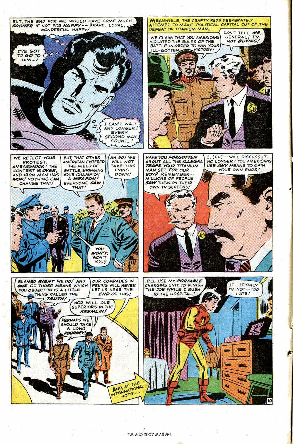 Iron Man Annual issue 1 - Page 16