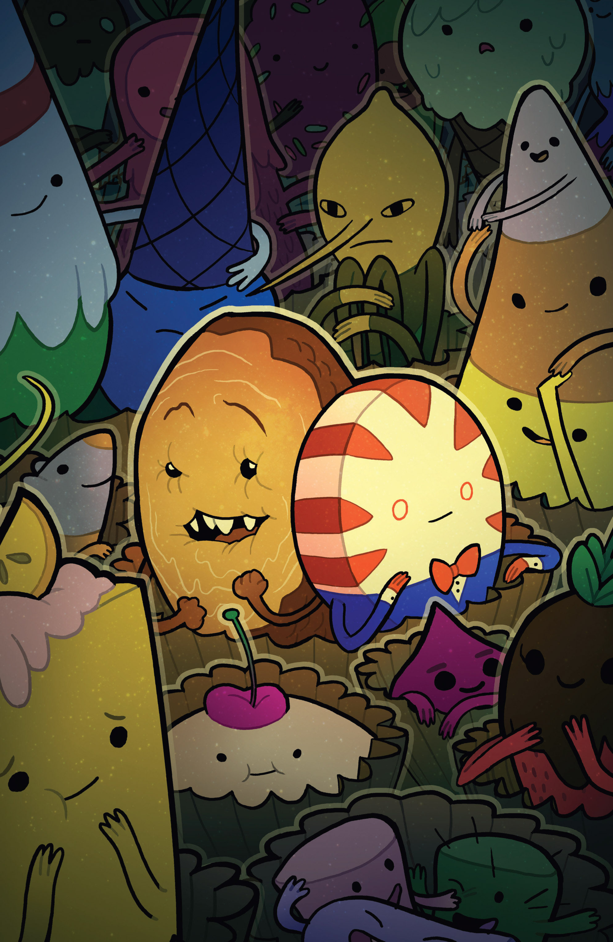 Read online Adventure Time: Candy Capers comic -  Issue #2 - 3