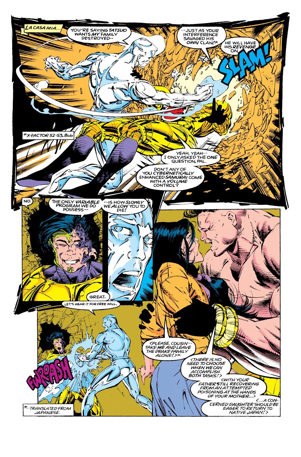 Uncanny X-Men (1963) issue 290 - Page 11