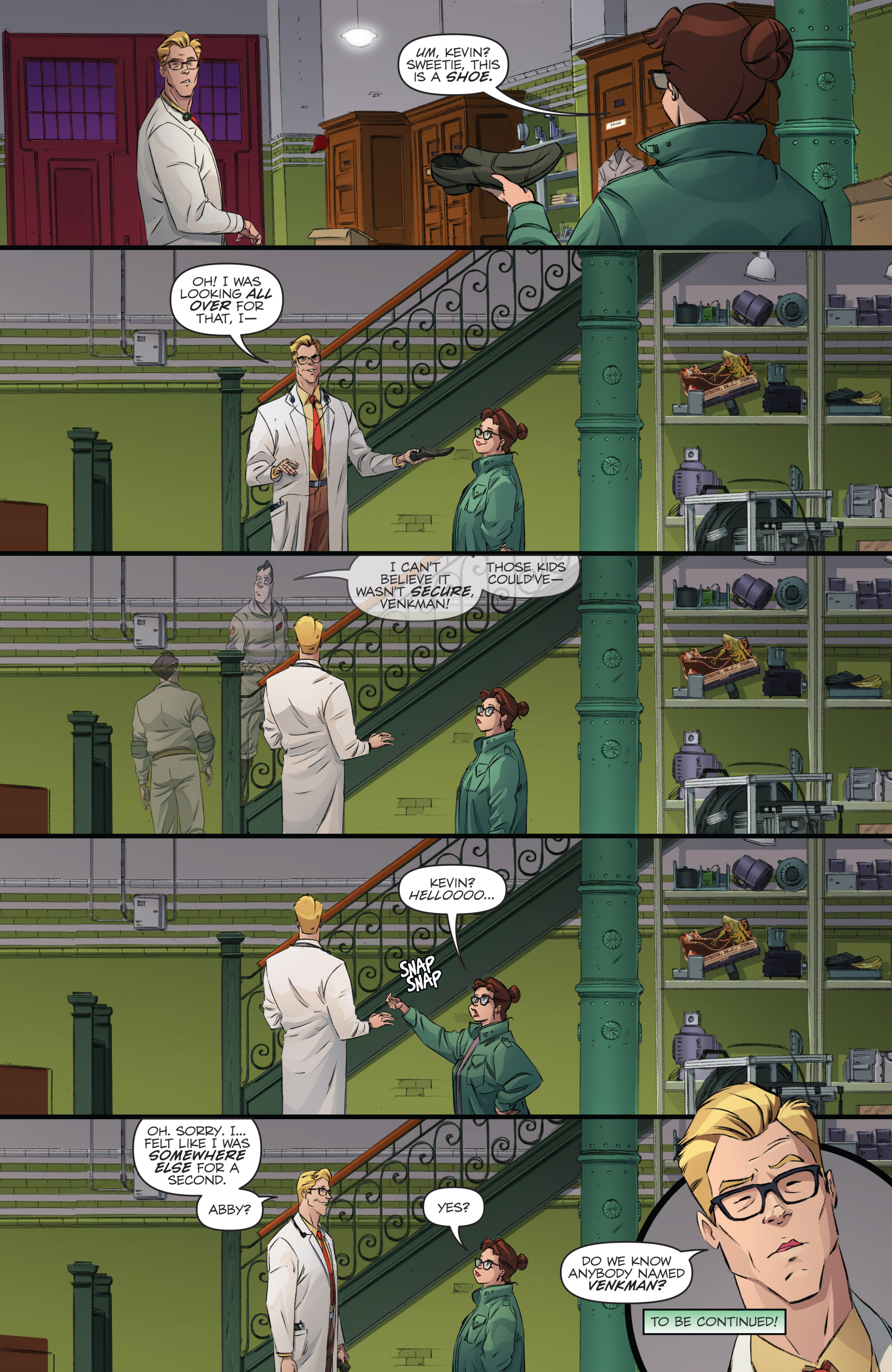 Read online Ghostbusters 101 comic -  Issue #2 - 25