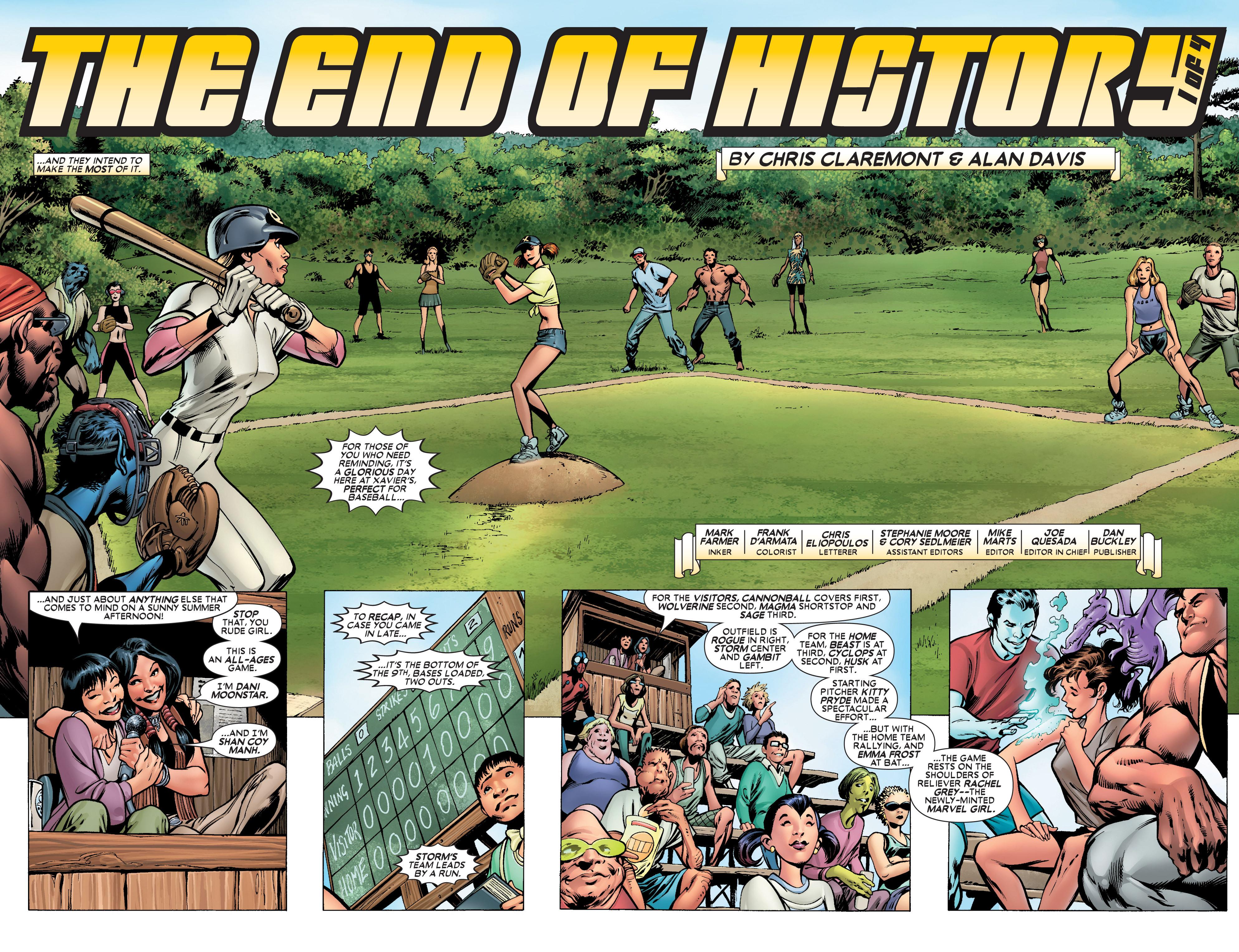 Read online Uncanny X-Men (1963) comic -  Issue #444 - 3