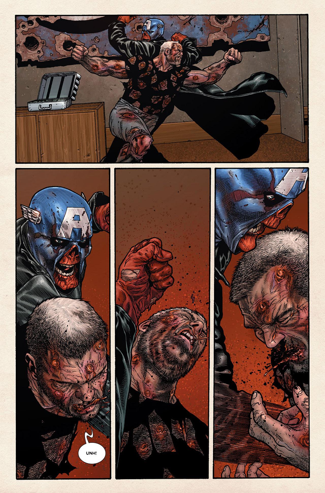 Read online Wolverine: Old Man Logan comic -  Issue # Full - 147