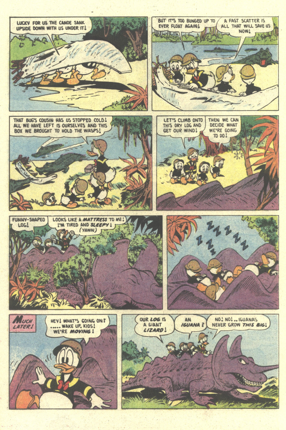 Walt Disney's Donald Duck (1986) issue 248 - Page 16