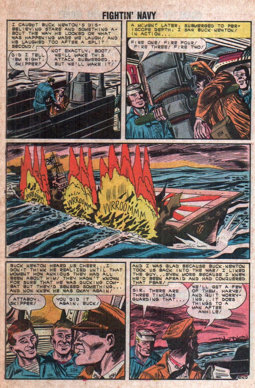 Read online Fightin' Navy comic -  Issue #108 - 10